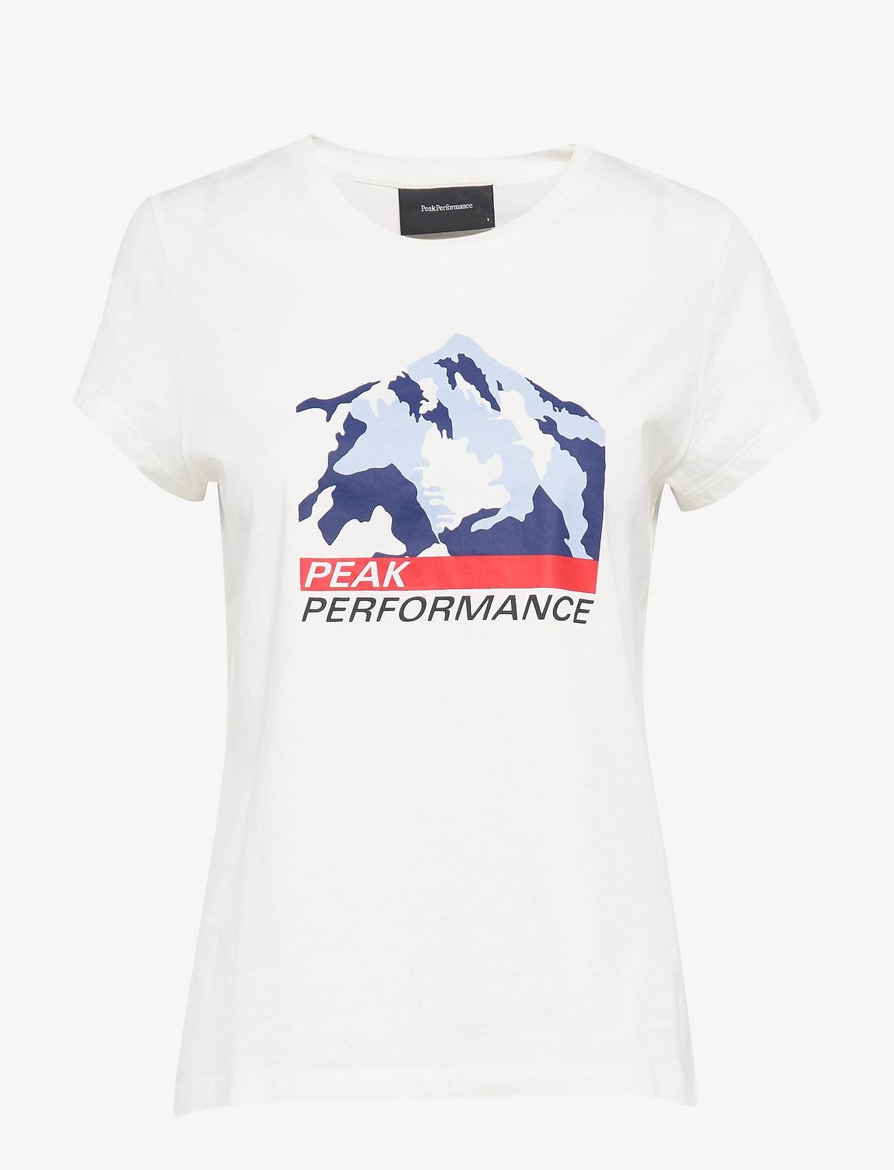 Peak Performance - W SEAORIGT - printti t-paidat - offwhite