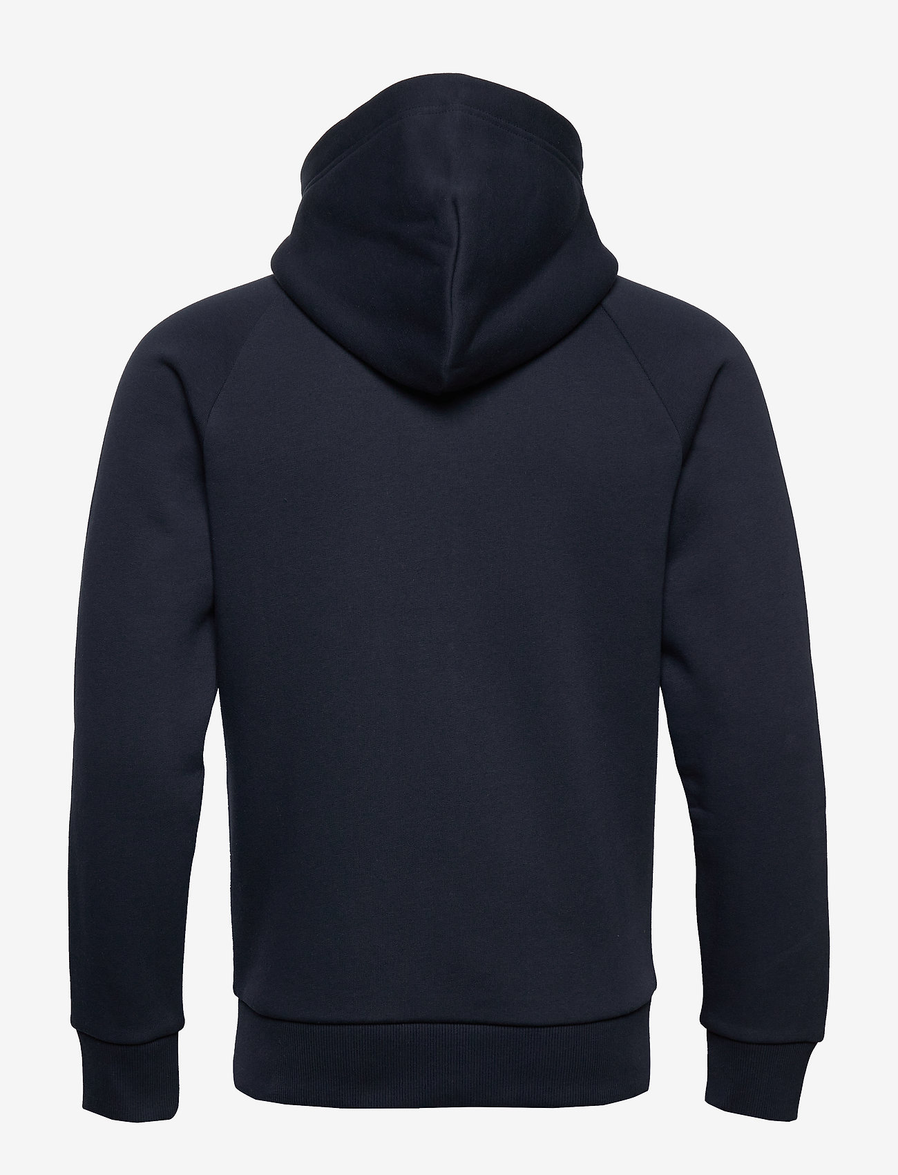 Peak Performance - M Original Zip Hood - perus-college-paitoja - blue shadow