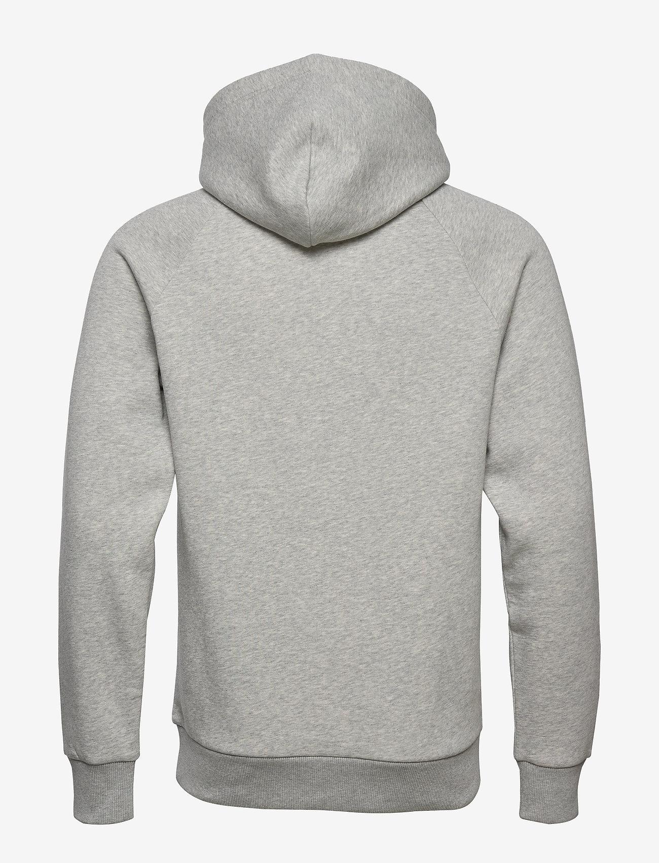 Peak Performance - M Original Hood - hupparit - med grey mel