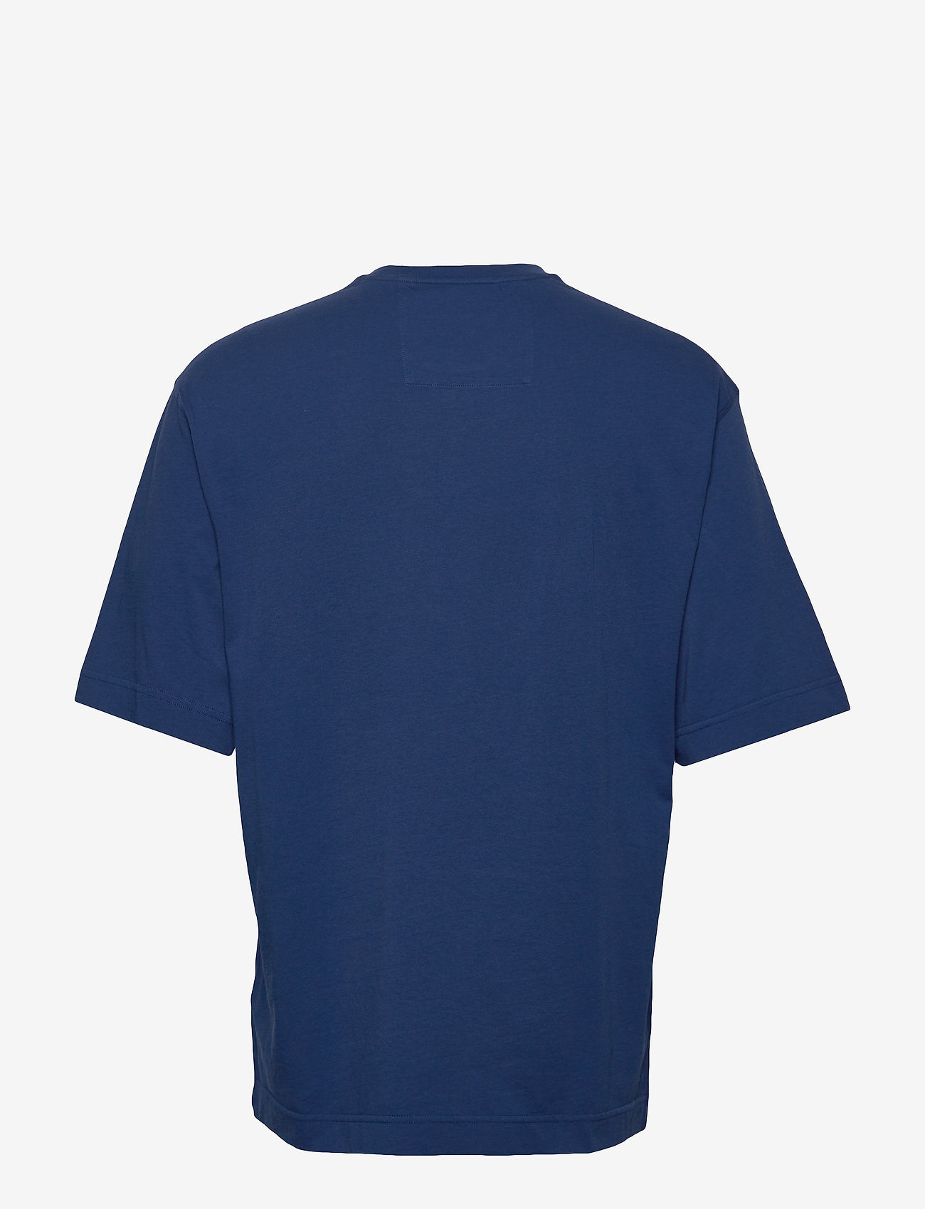 Peak Performance M Combined Tee - T-shirts Cimmerian Blue