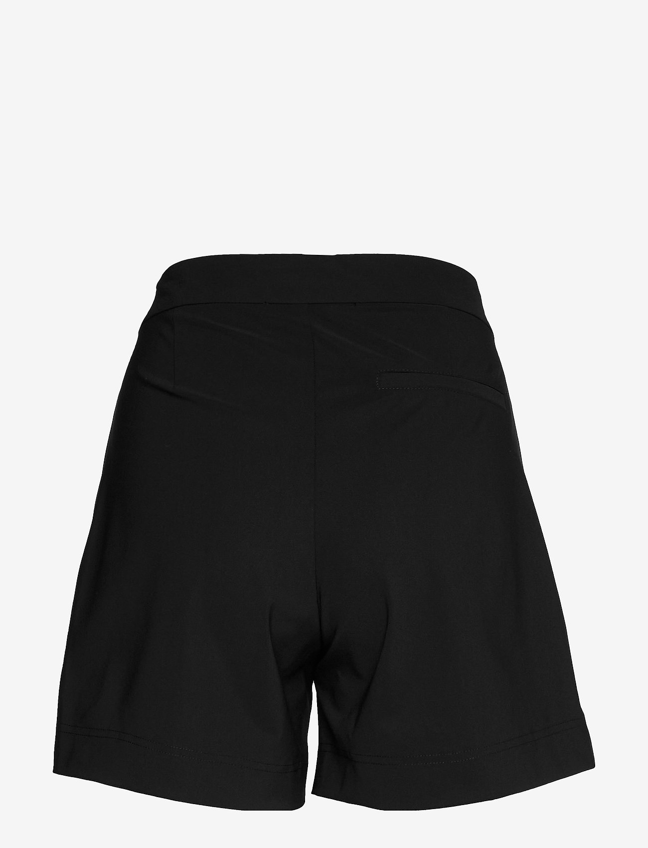 Peak Performance - W Any Jersey Shorts - golfbroeken - black - 1