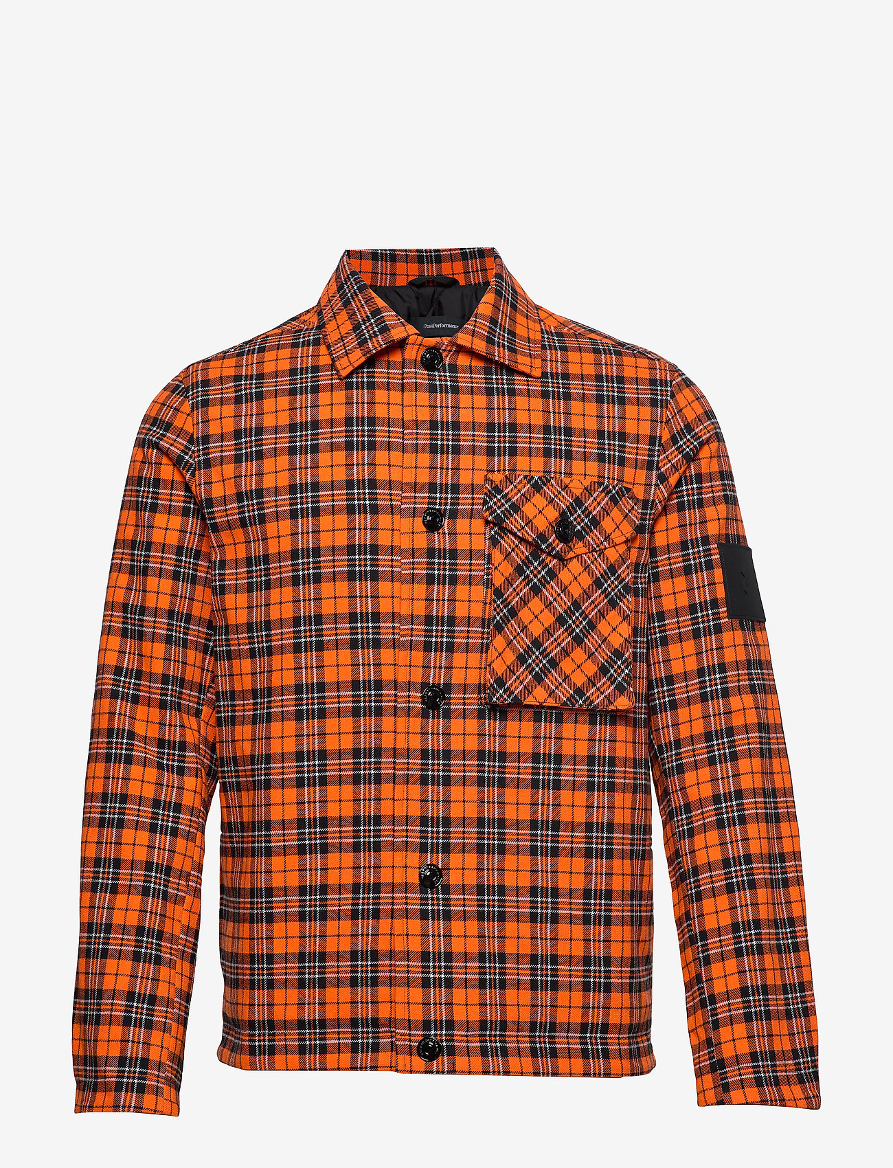 Peak Performance - DANUBE SHJ - overshirts - pattern