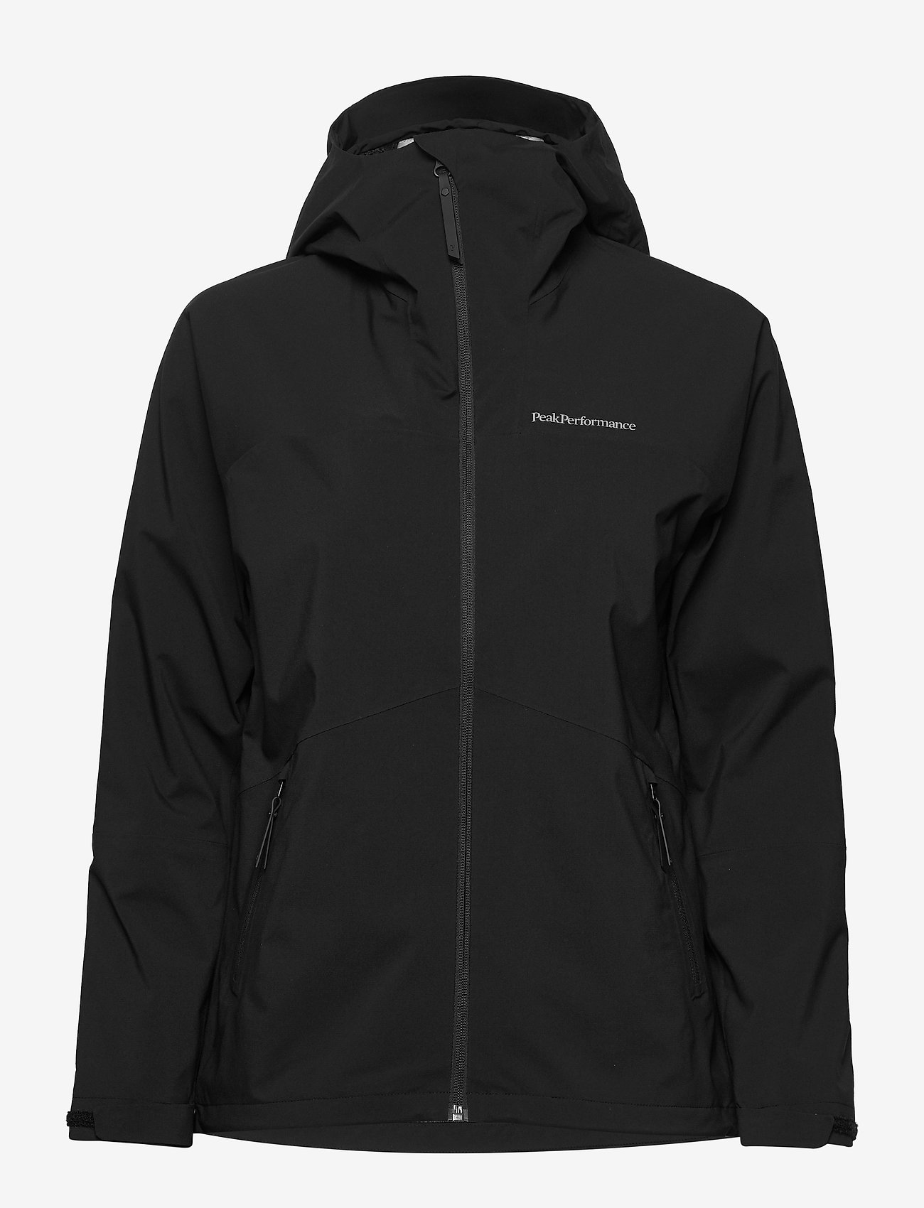 Peak Performance W Nightbreak Jacket - Jackor & Kappor Black