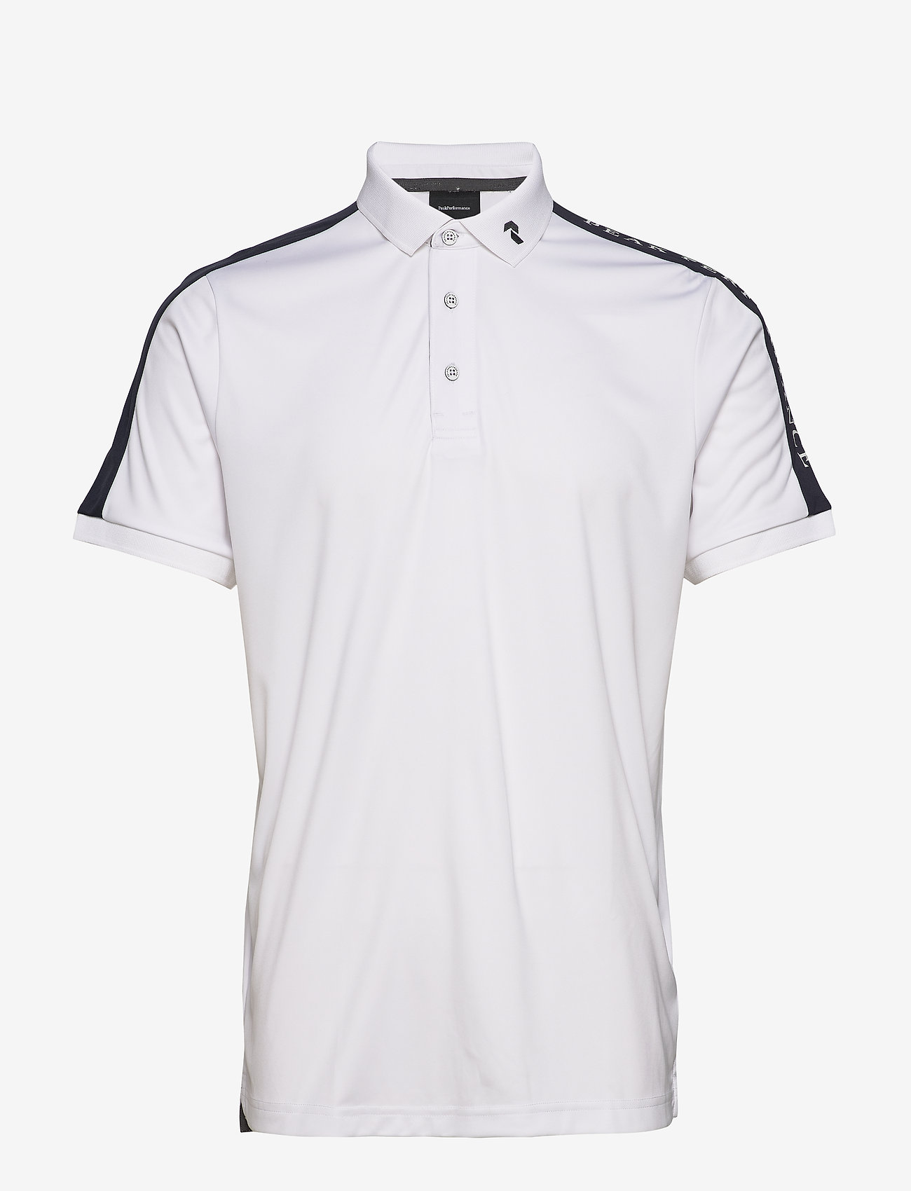 Peak Performance - M Player Polo - white
