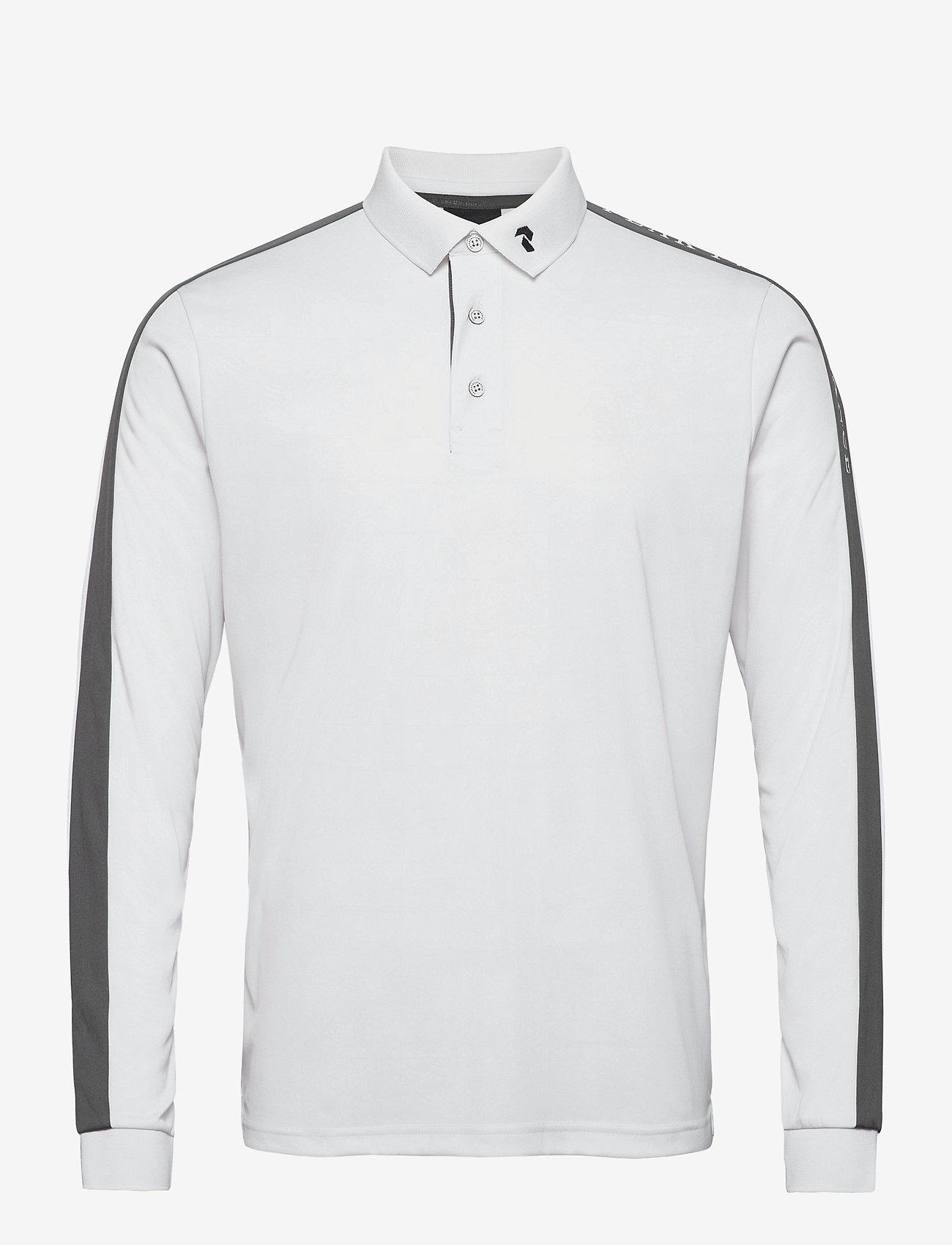 Peak Performance - Player Polo LS Men - paidat - white - 0