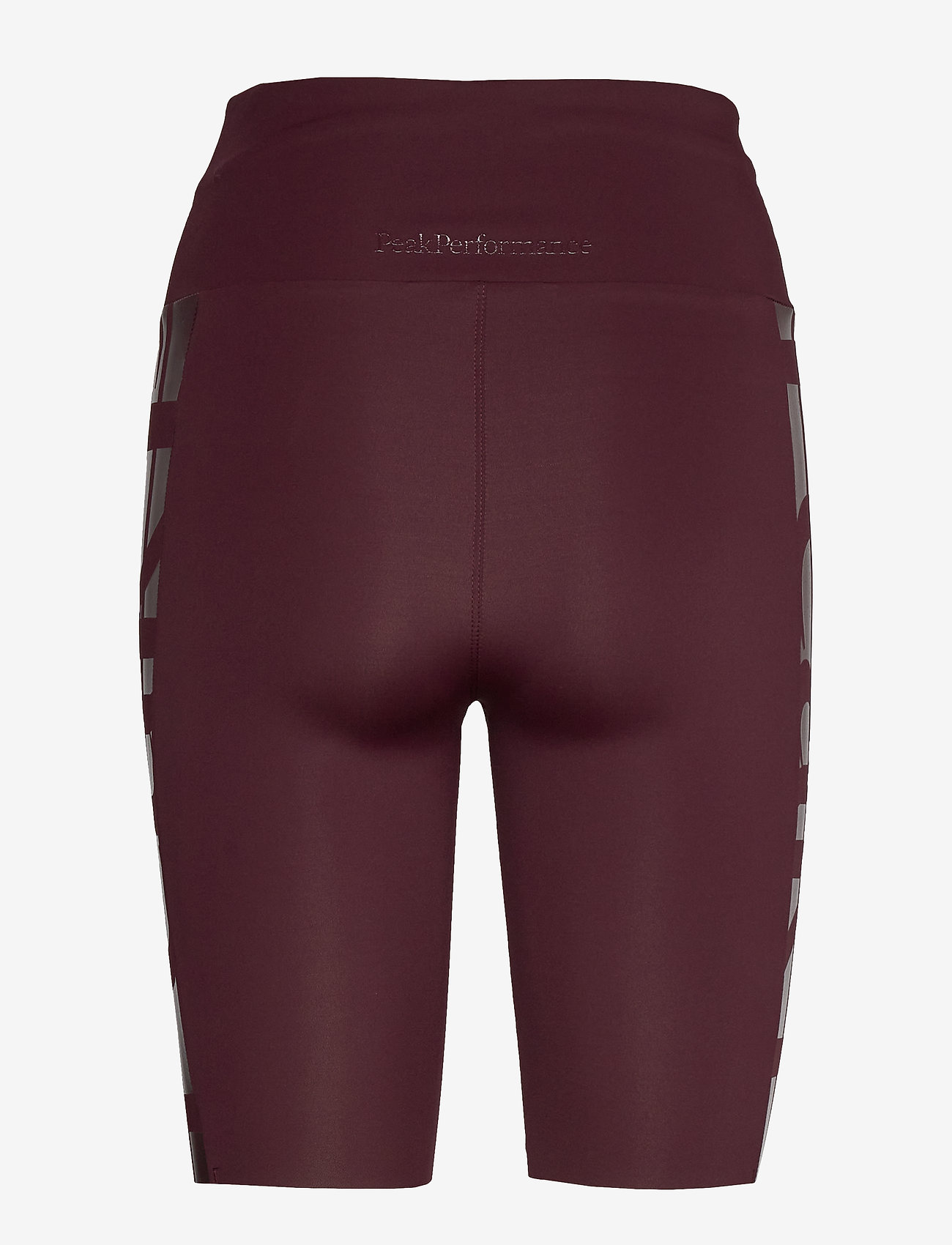 Peak Performance - W Race Bike Tights - träningsshorts - mahogany - 1