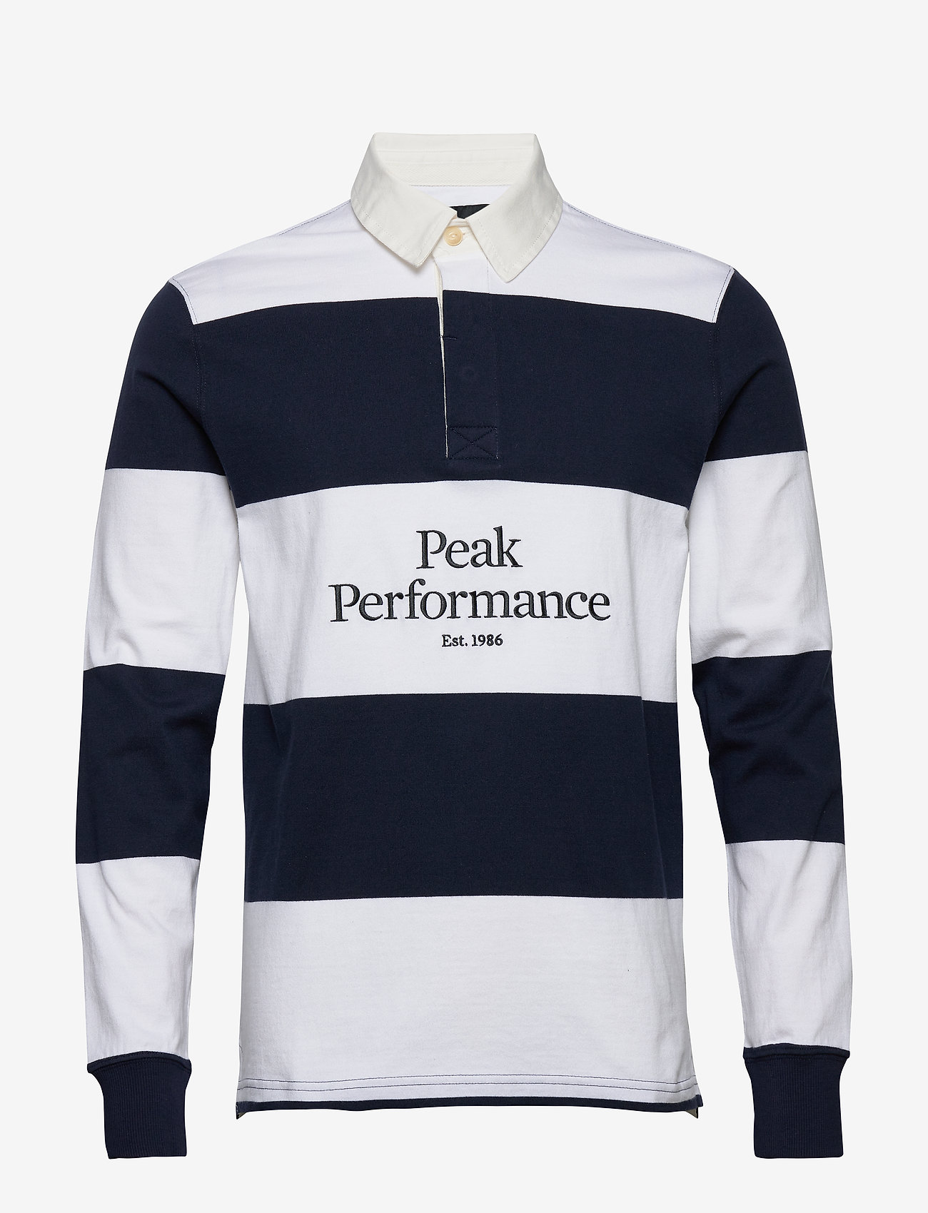Peak Performance - M Light Rugby LS - polo''s - blue shadow - 0