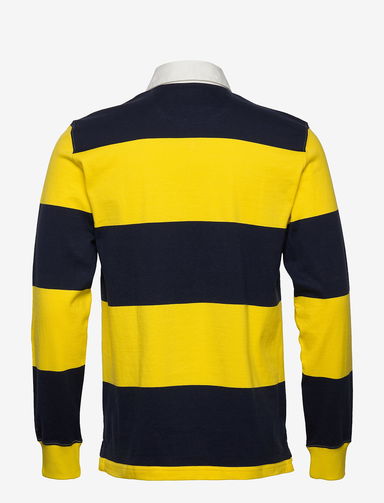 Peak Performance - M Light Rugby LS - polo''s - stowaway yellow - 1