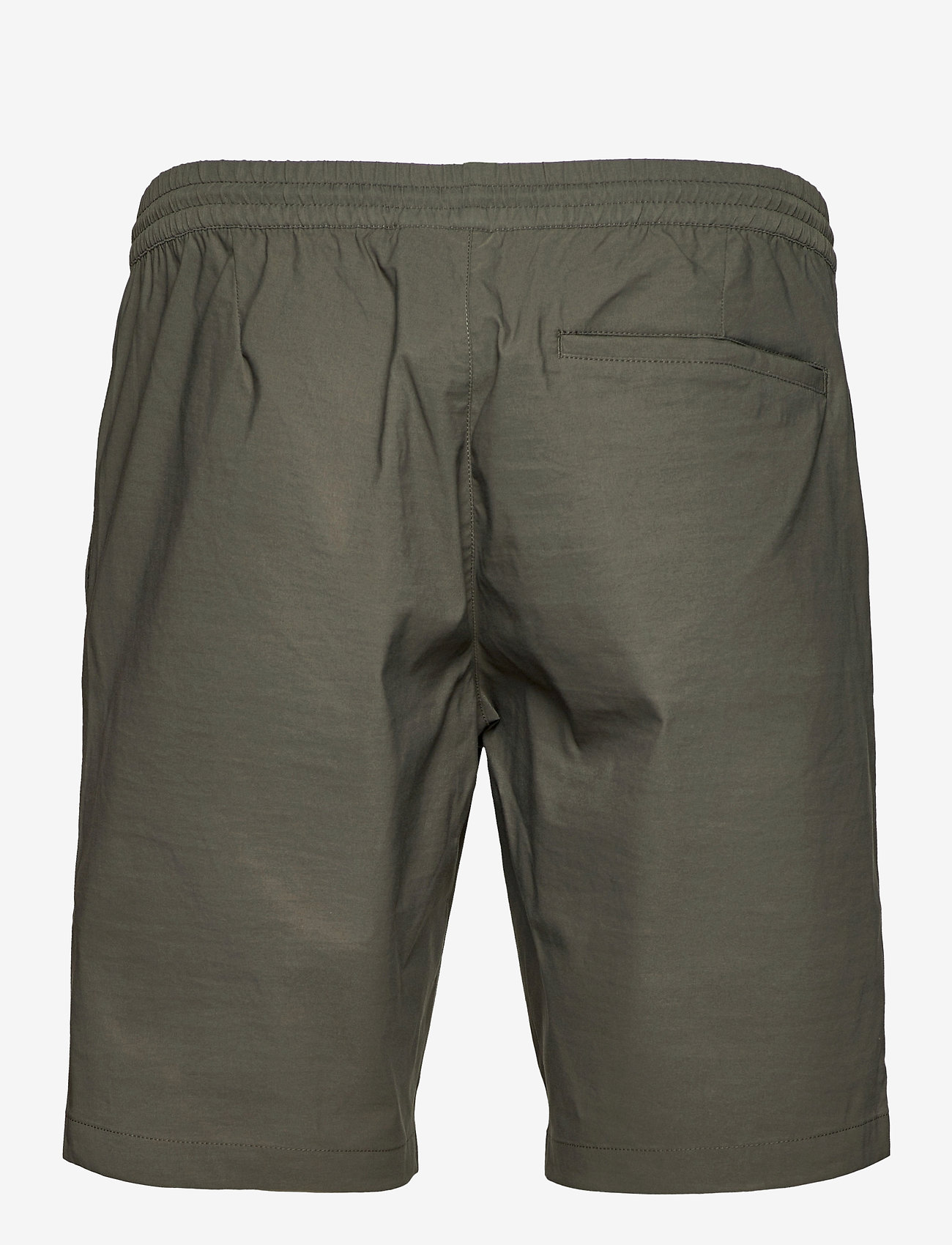 Peak Performance - M Moment Drawstring Short - casual shorts - black olive - 1