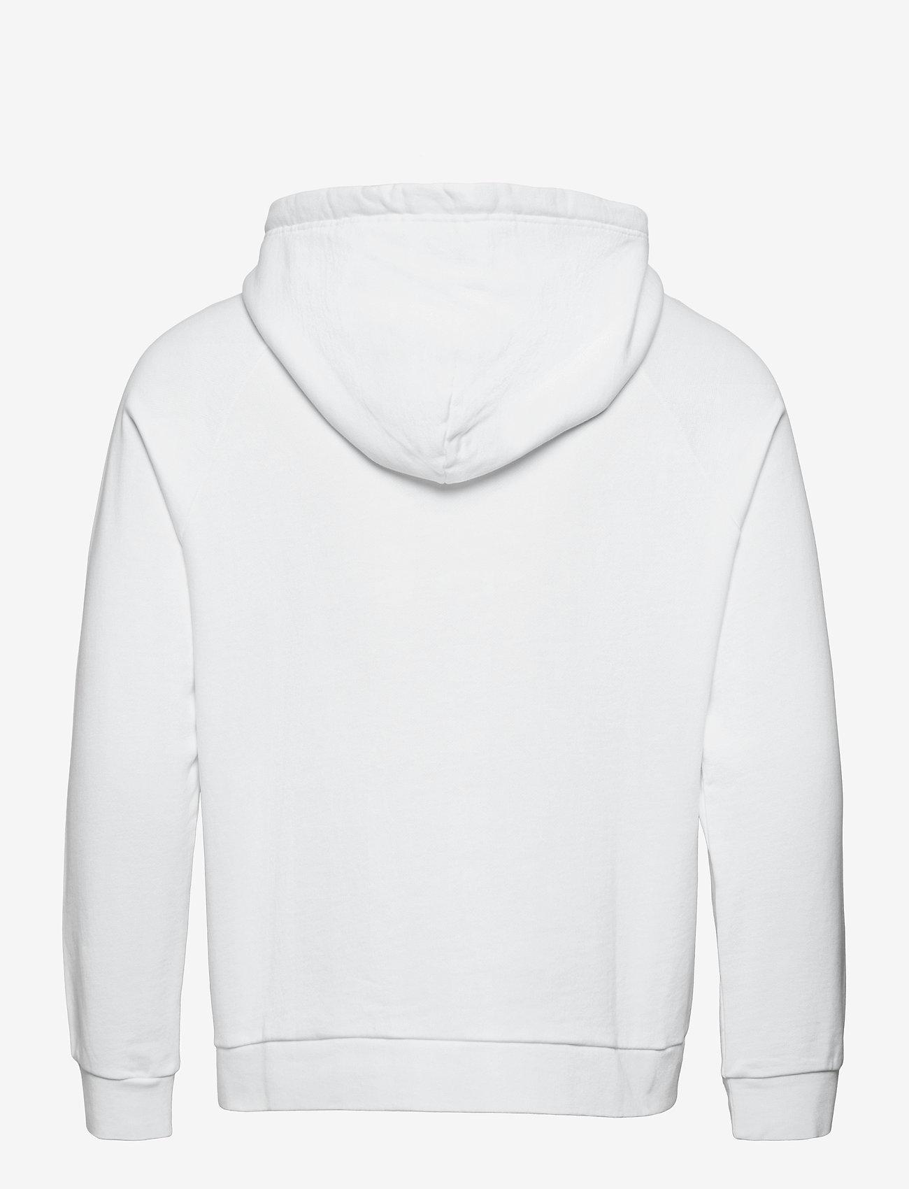 Peak Performance - W Original Light Hood - hupparit - white - 1