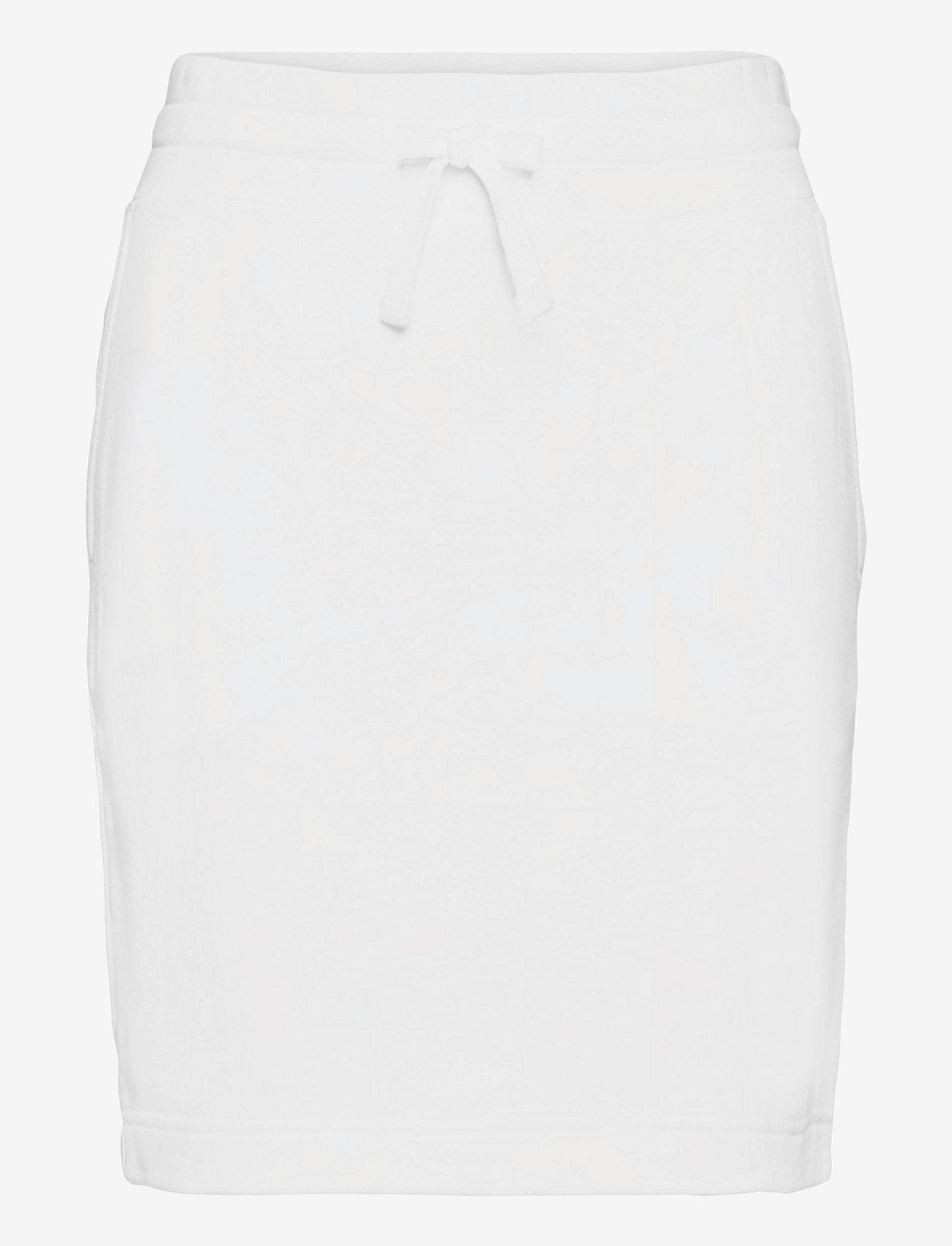 Peak Performance - W Original Light Skirt - urheiluhameet - white - 0