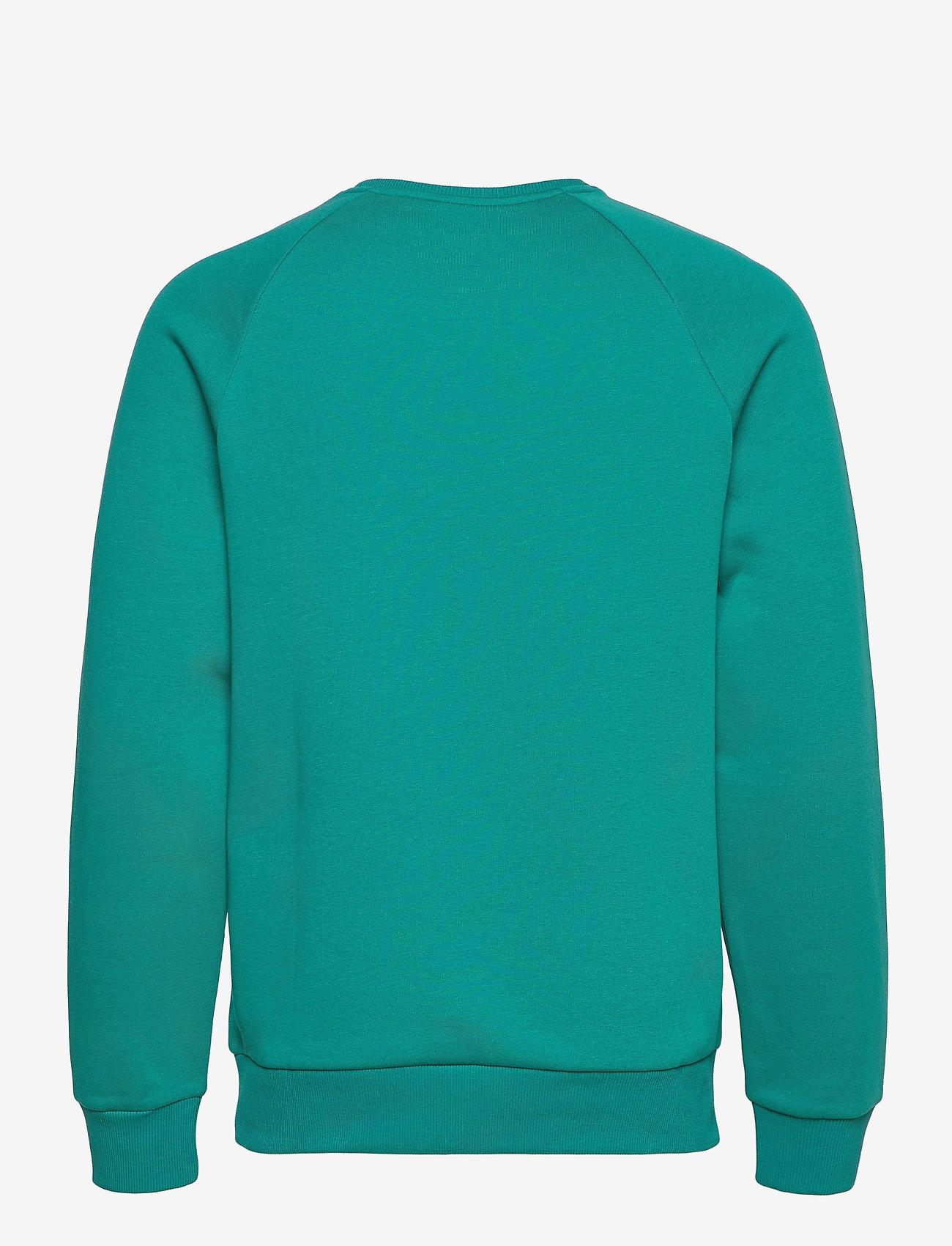 Peak Performance - M Original Crew - sweaters - ceres green - 1
