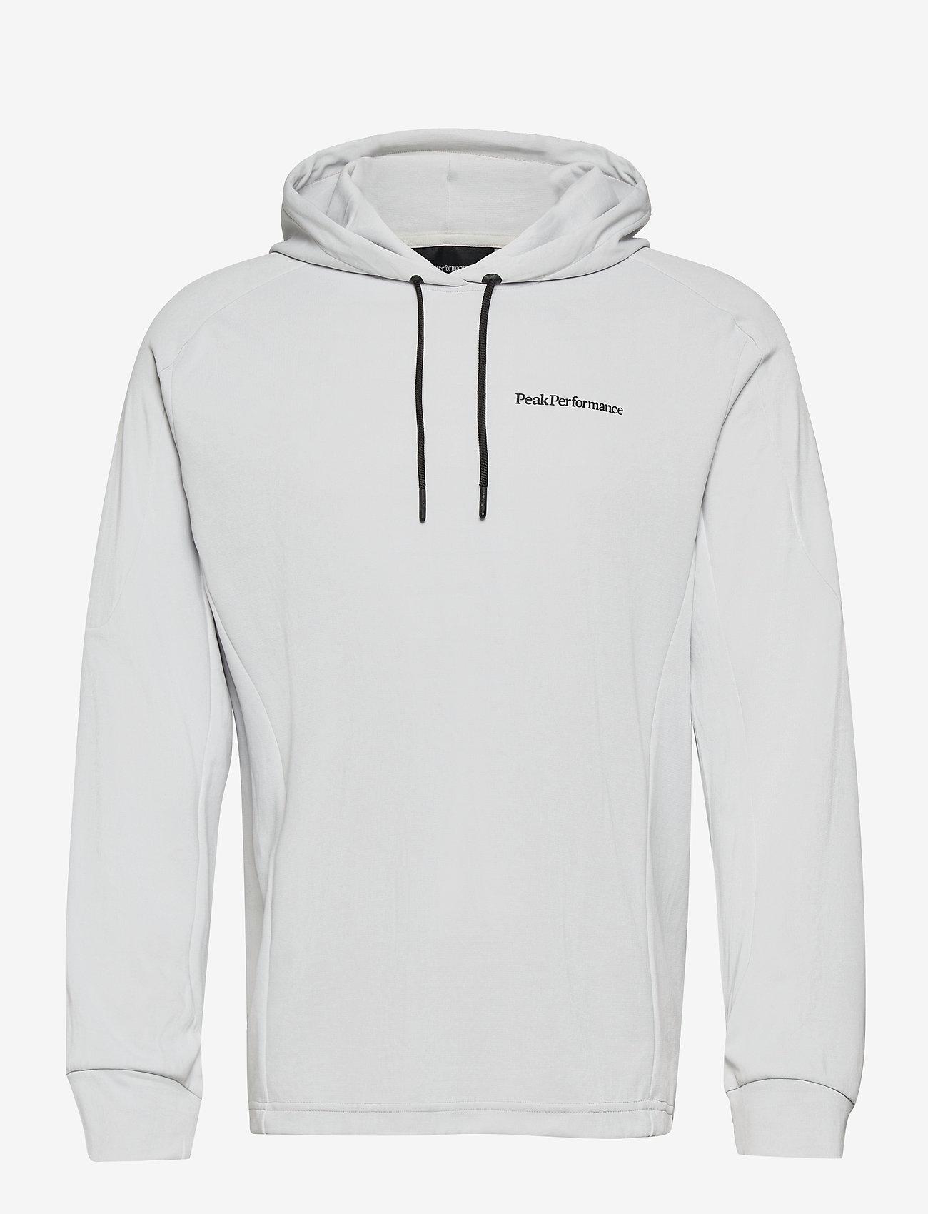 Peak Performance - M Tech Dry Hood - fleece - antarctica - 0