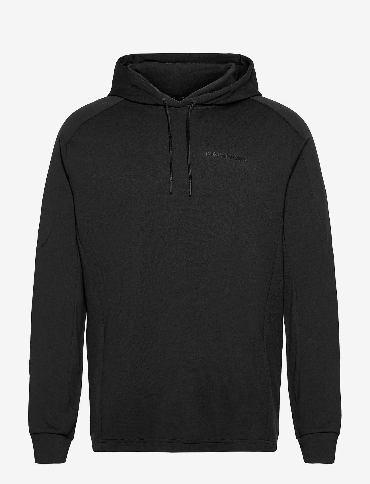 Peak Performance - M Tech Dry Hood - fleece - black - 0
