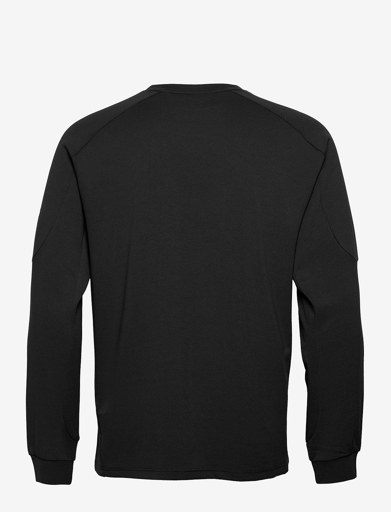 Peak Performance - M Tech Dry Crew - fleece - black - 1