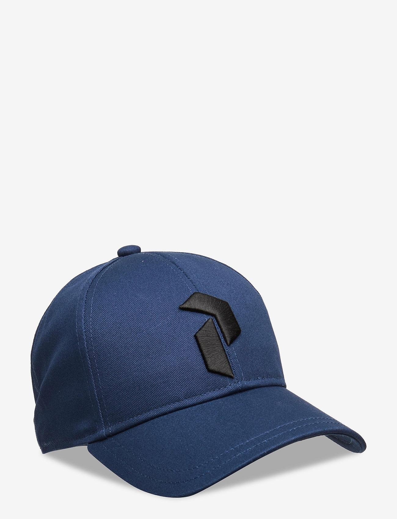 Peak Performance - Retro Cap - lippalakit - blue shadow - 0