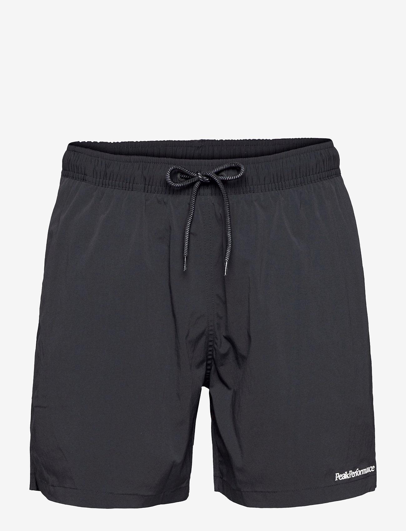 Peak Performance - M Swim Shorts - uimashortsit - black - 0