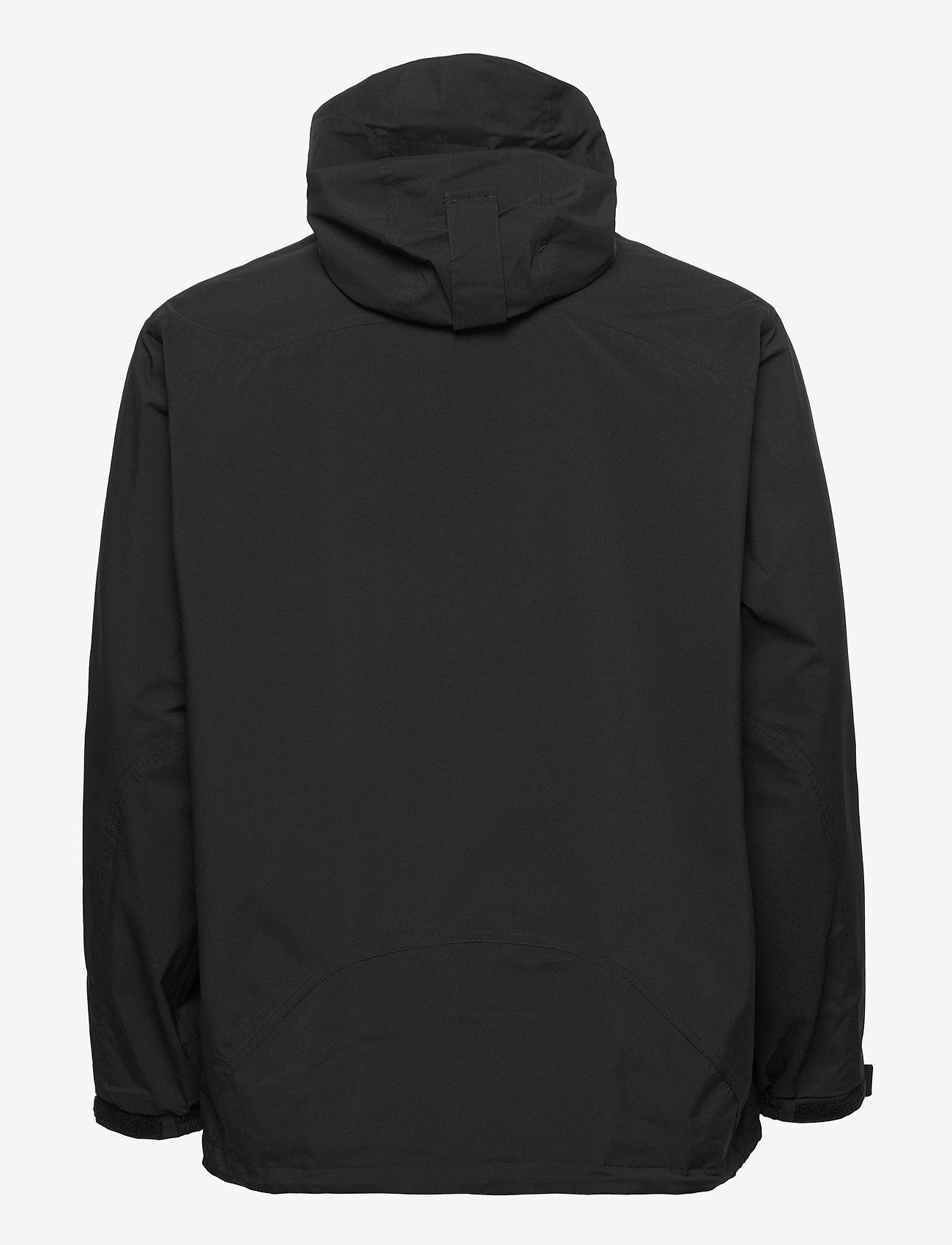 Peak Performance - M Stowaway Anorak - vestes d'extérieur et de pluie - black - 1
