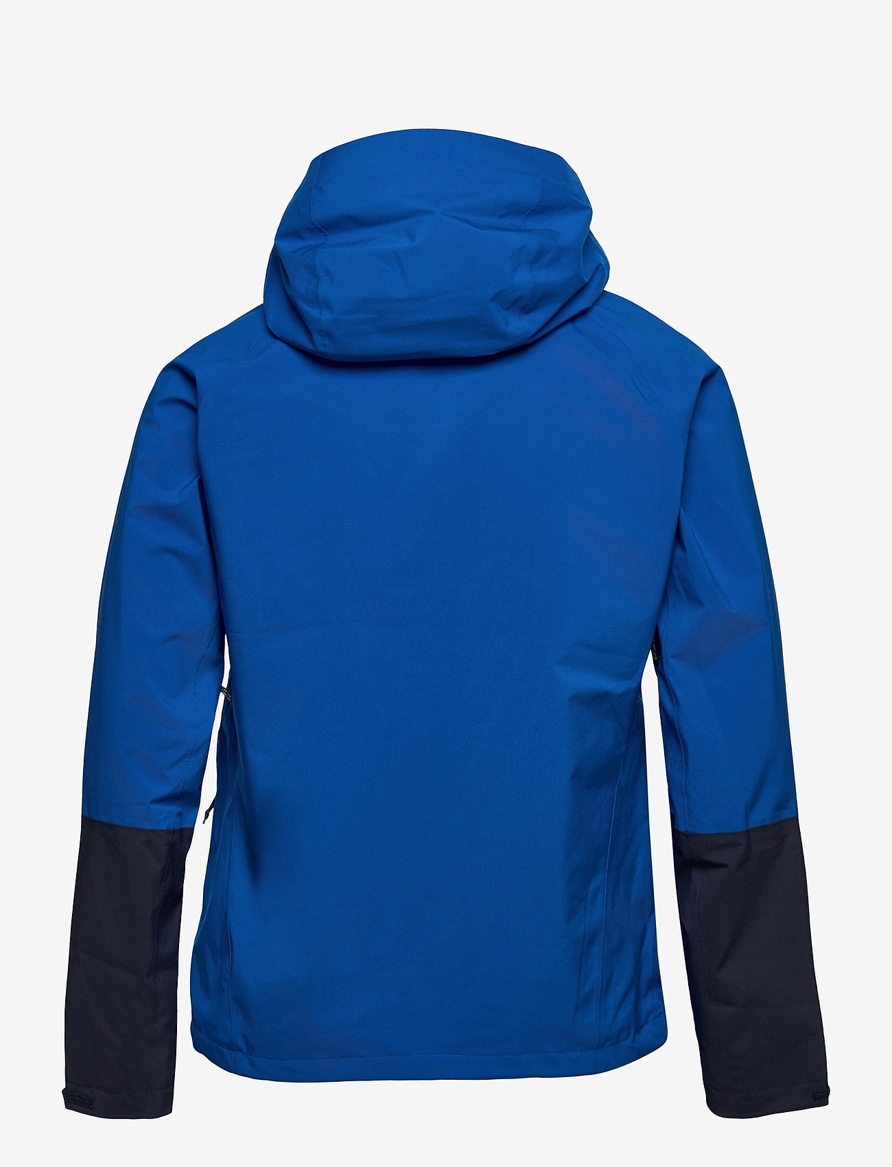 Peak Performance - M Nightbreak Jacket - ulkoilu- & sadetakit - arctic blue   blue shadow - 1
