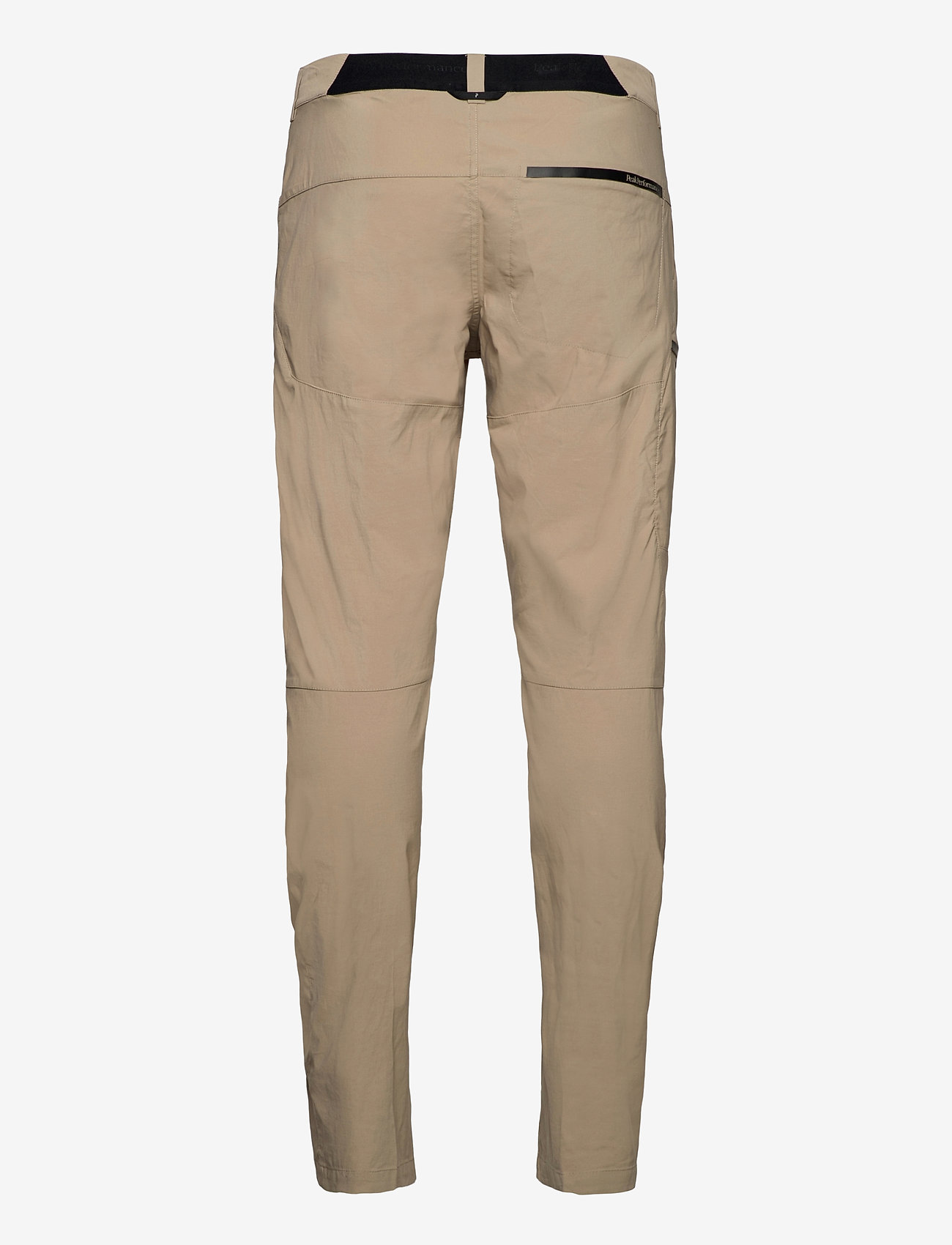 Peak Performance - M Iconiq Pant - outdoorbukser - true beige - 1