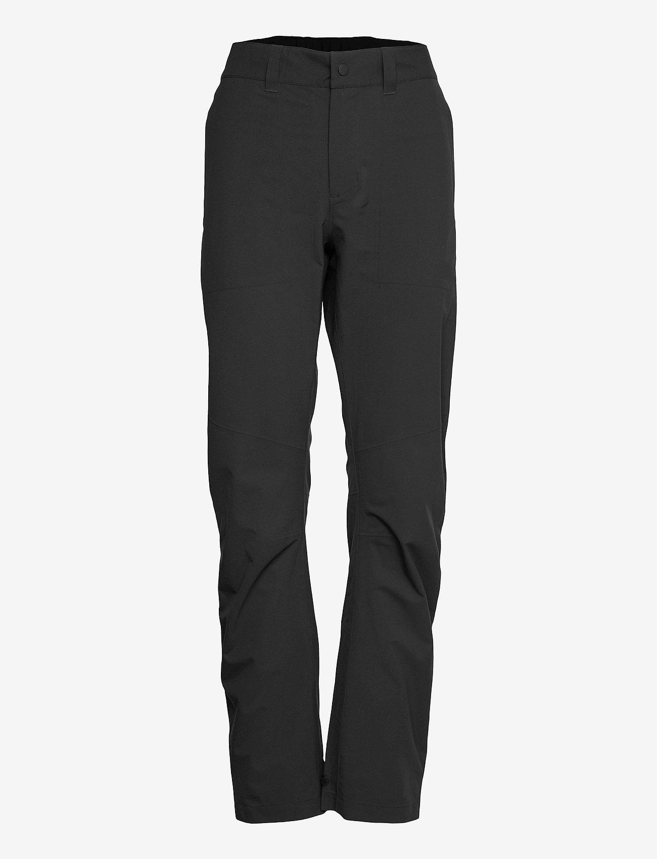 Peak Performance - W Velox Pants - golf-housut - black - 0