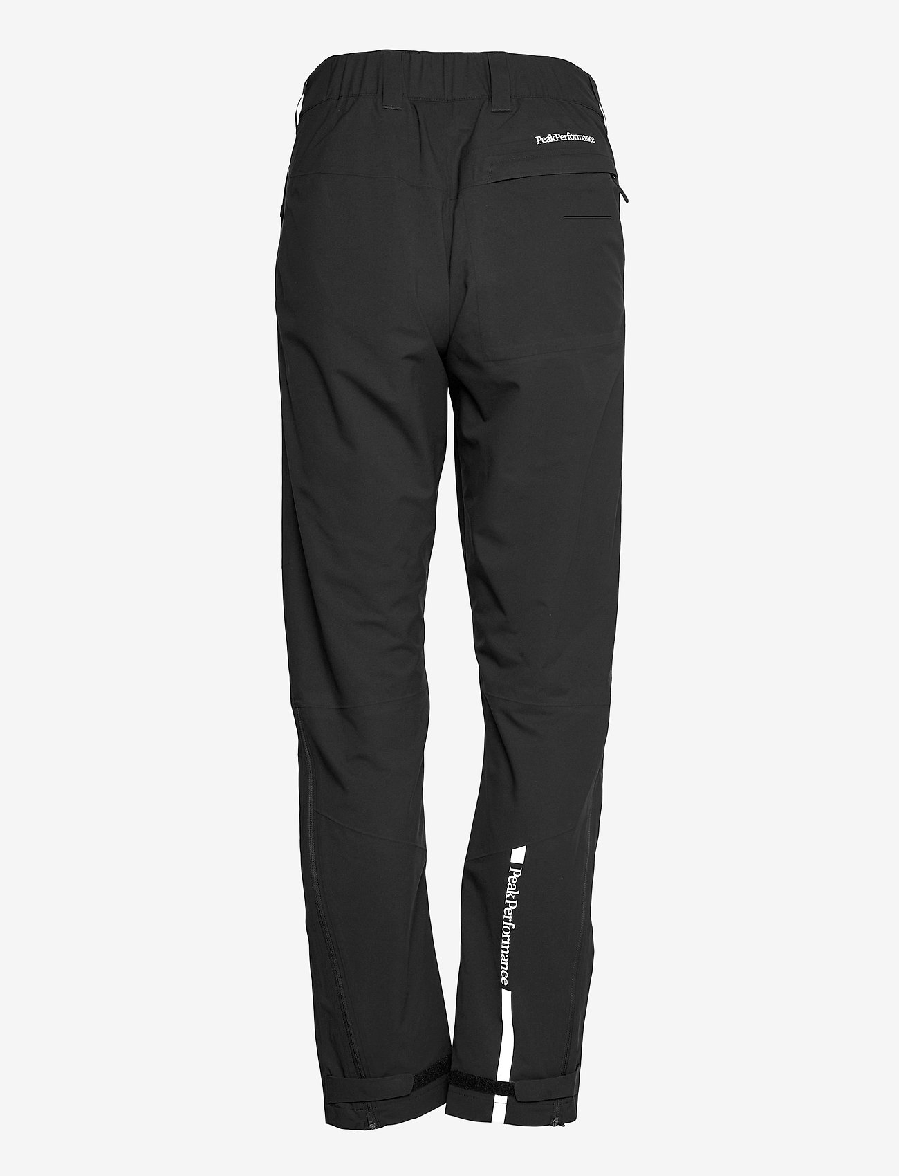 Peak Performance - W Velox Pants - golf-housut - black - 1