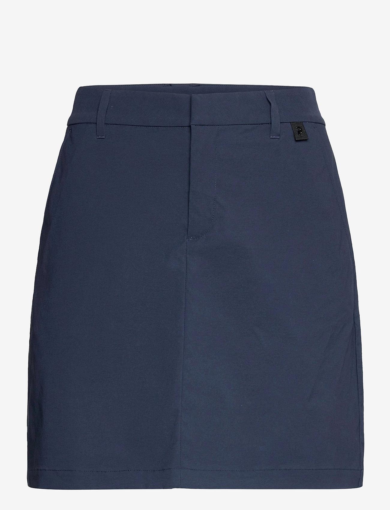Peak Performance - W Illusion Skirt - urheiluhameet - blue shadow - 0