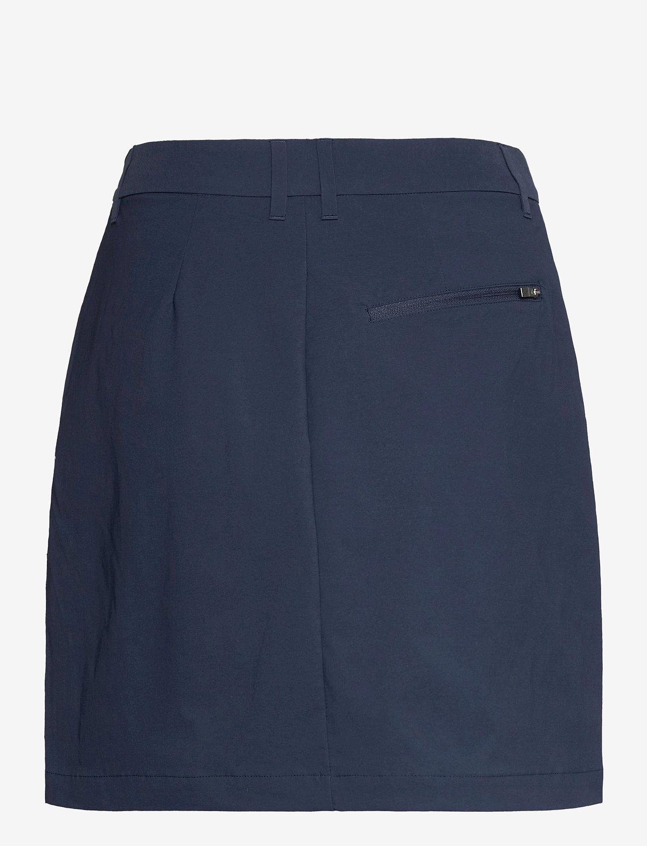 Peak Performance - W Illusion Skirt - urheiluhameet - blue shadow - 1