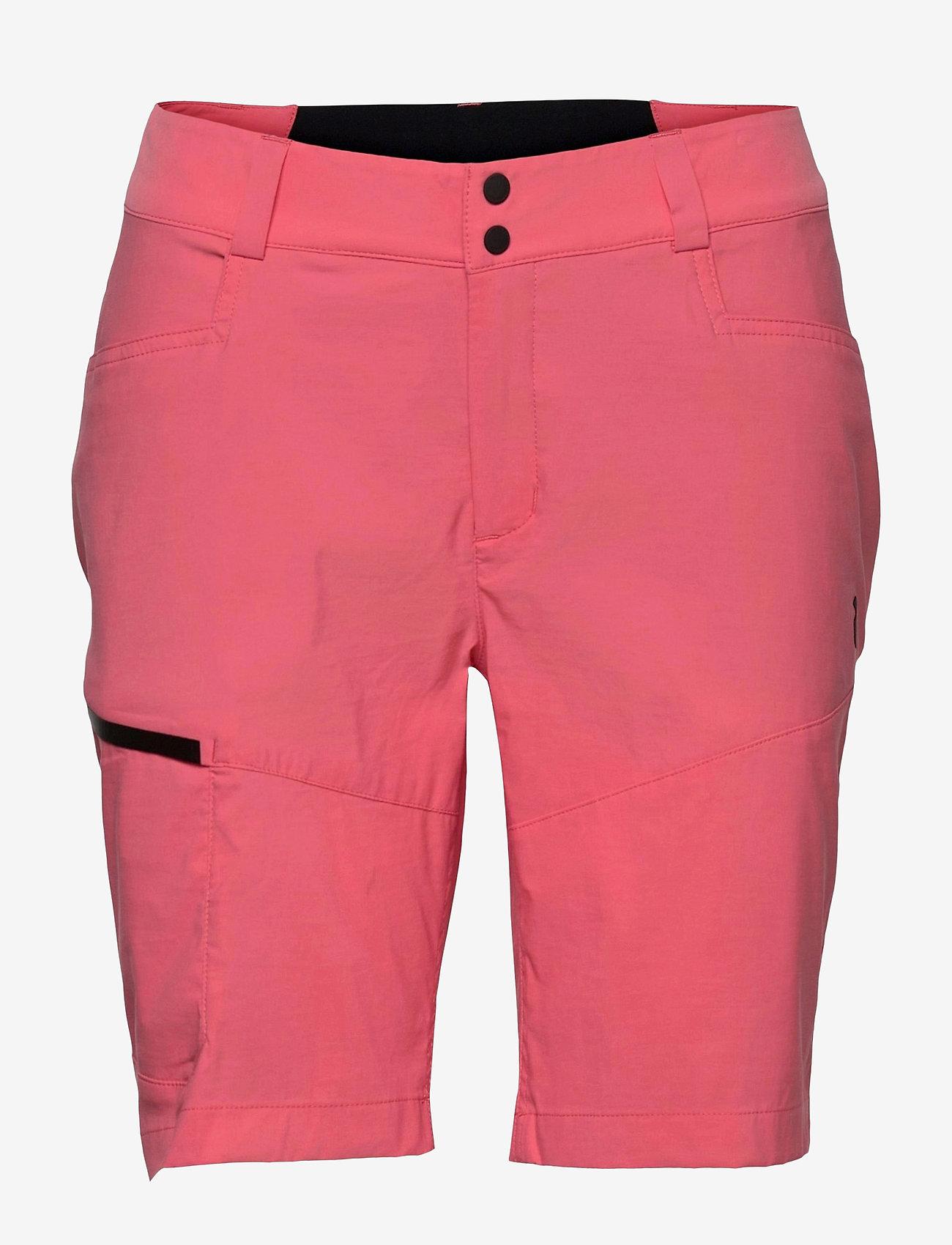 Peak Performance - W Iconiq Long shorts - wandel korte broek - alpine flower - 0