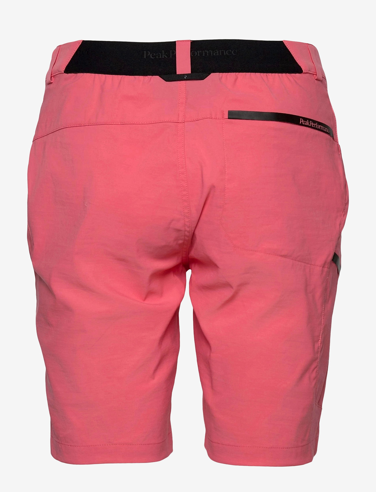 Peak Performance - W Iconiq Long shorts - wandel korte broek - alpine flower - 1