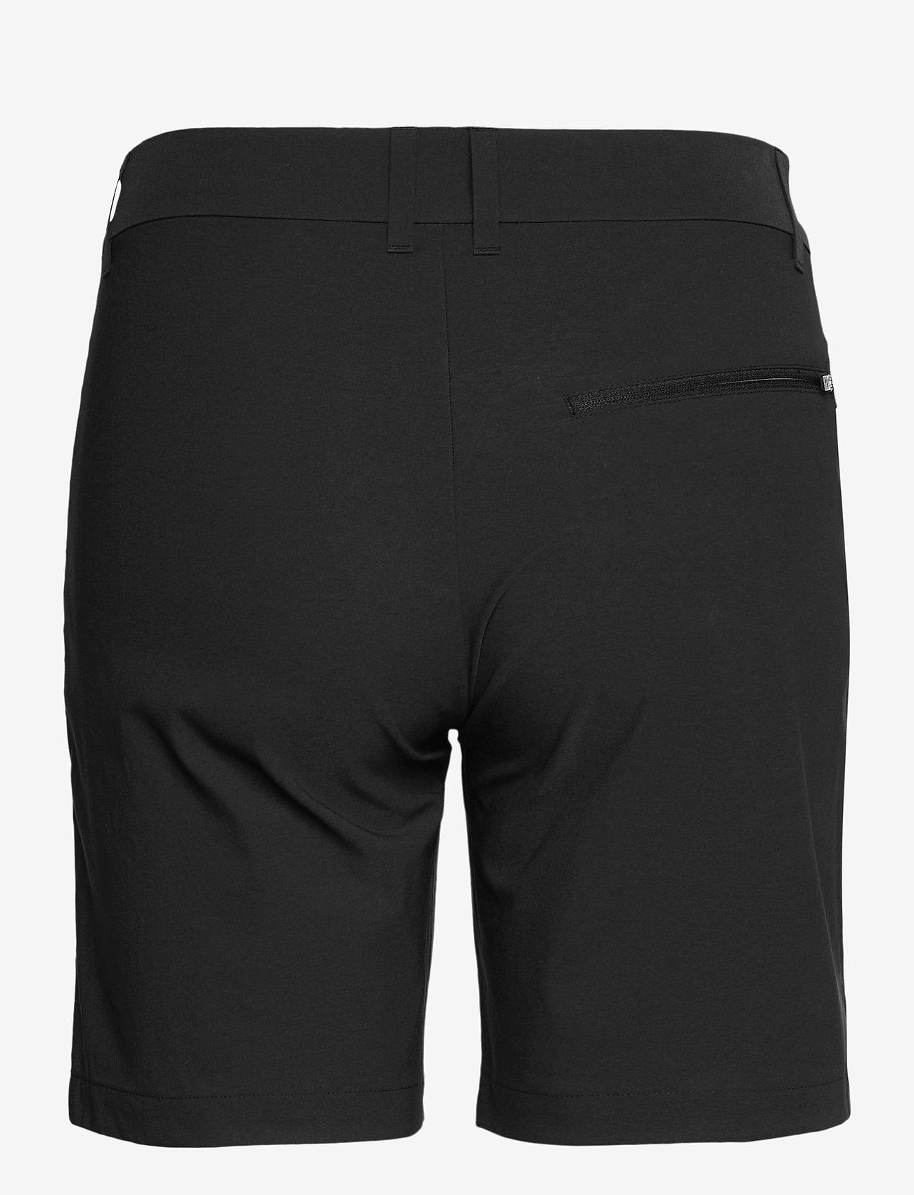 Peak Performance - W Illusion Shorts - short de randonnée - black - 1
