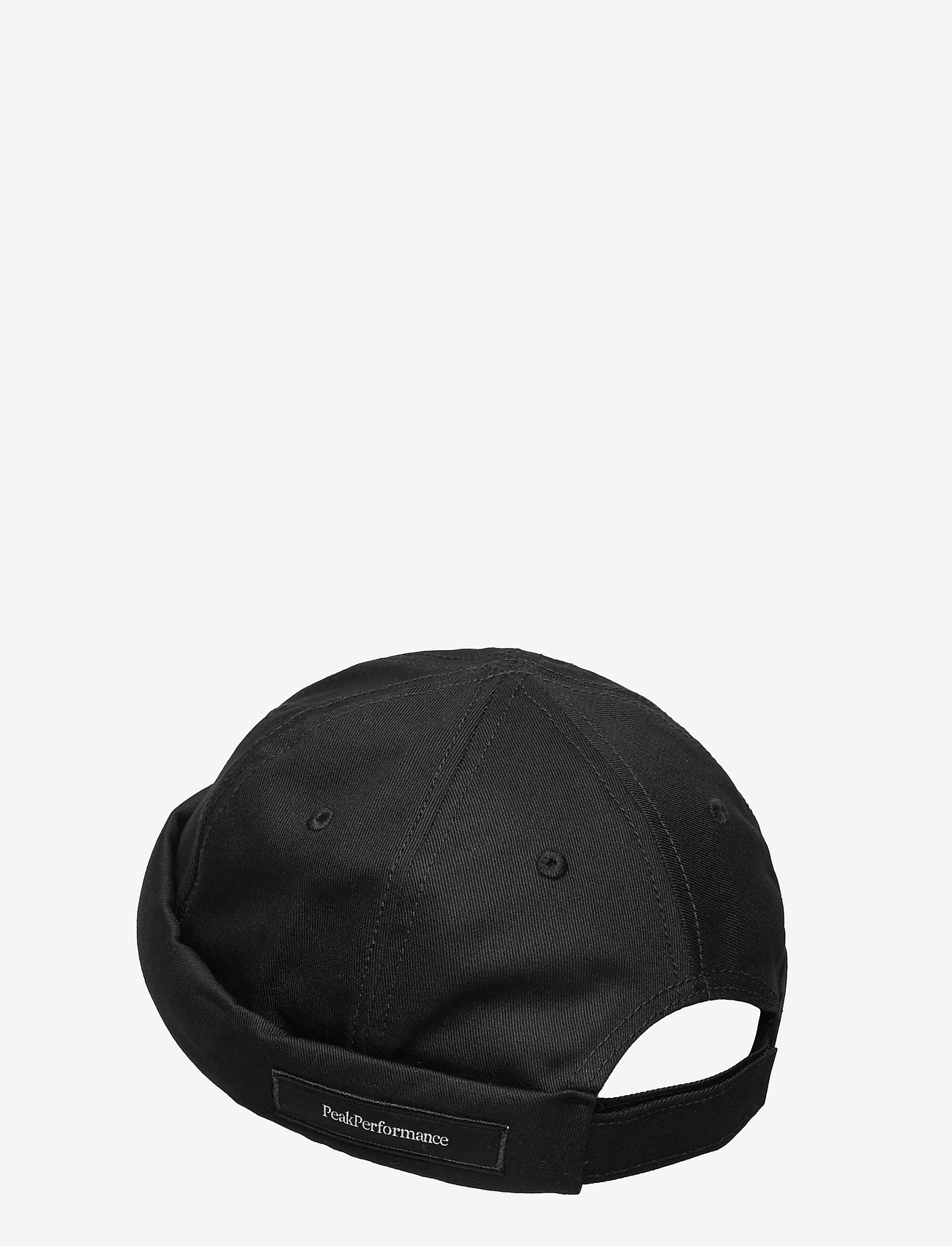 Peak Performance - Dock Hat - bonnets - black - 1