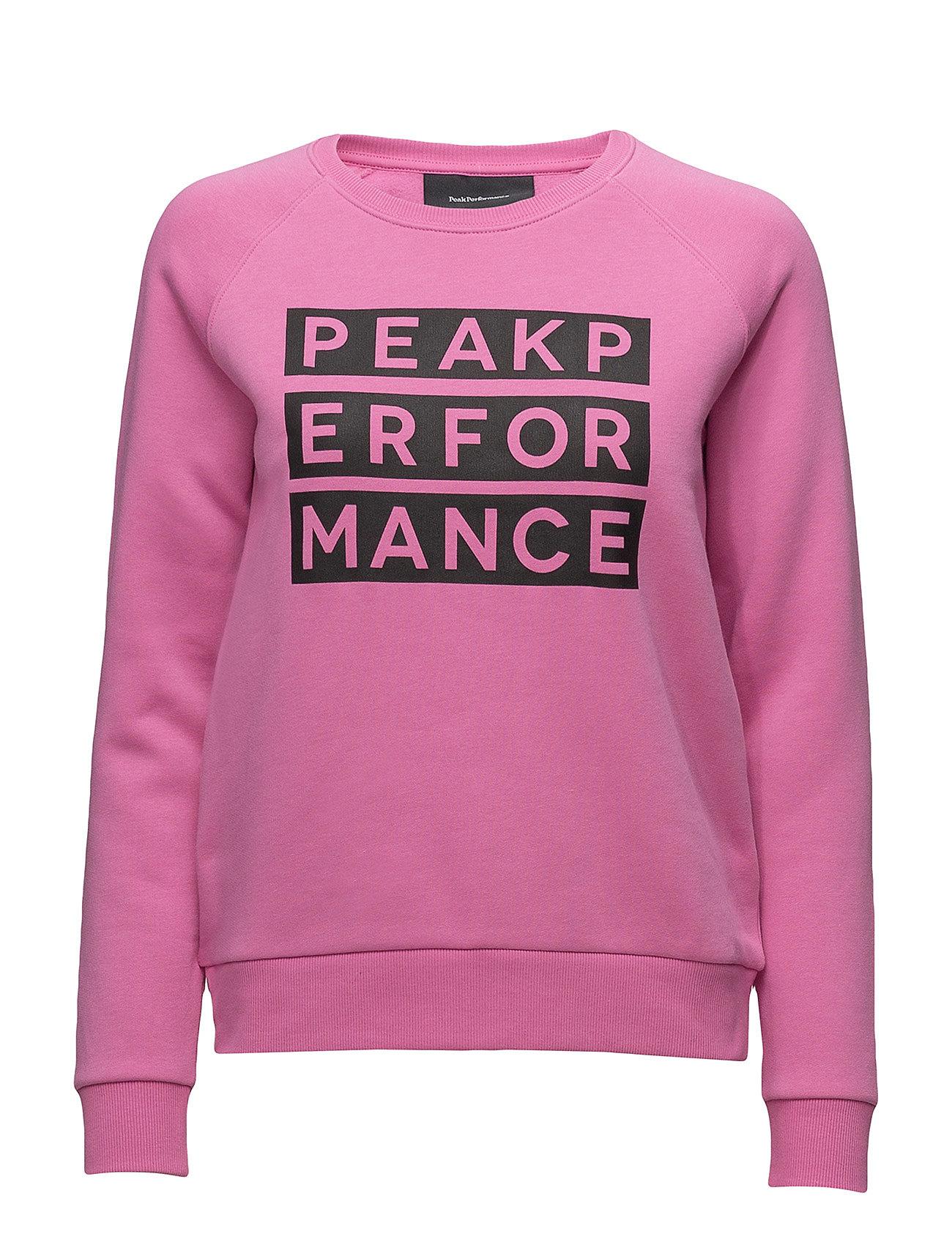 Peak Performance W SW CR Sweatshirts