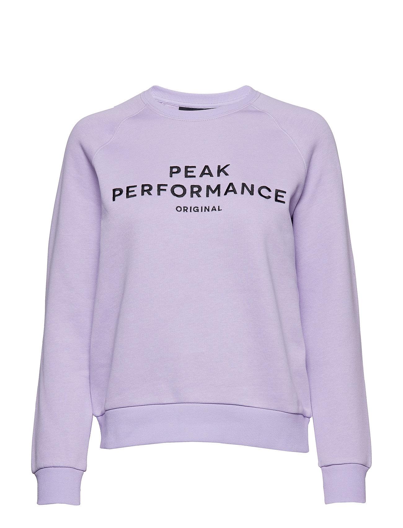 Peak Performance W LOGO CR