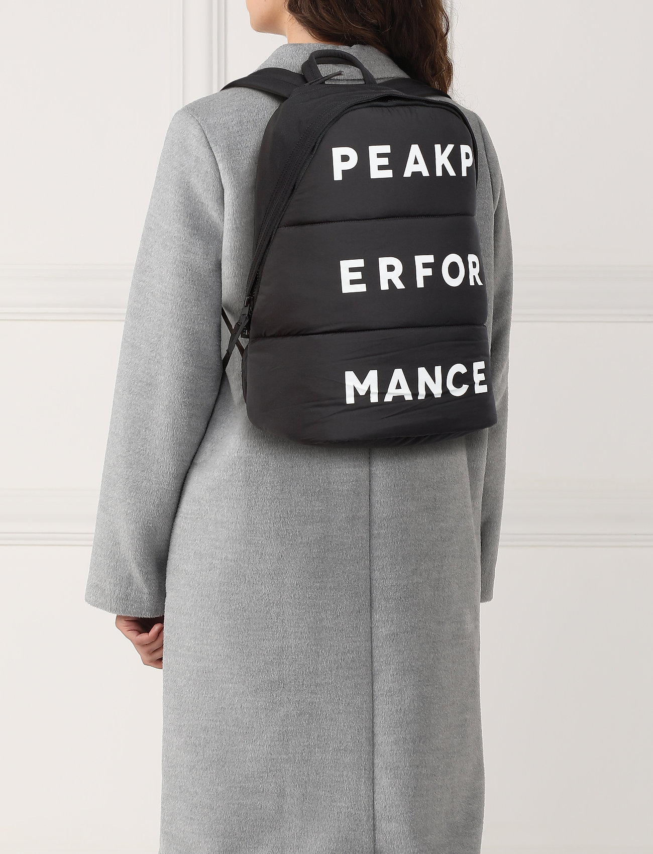Peak Performance SWBACKPACK - BLACK