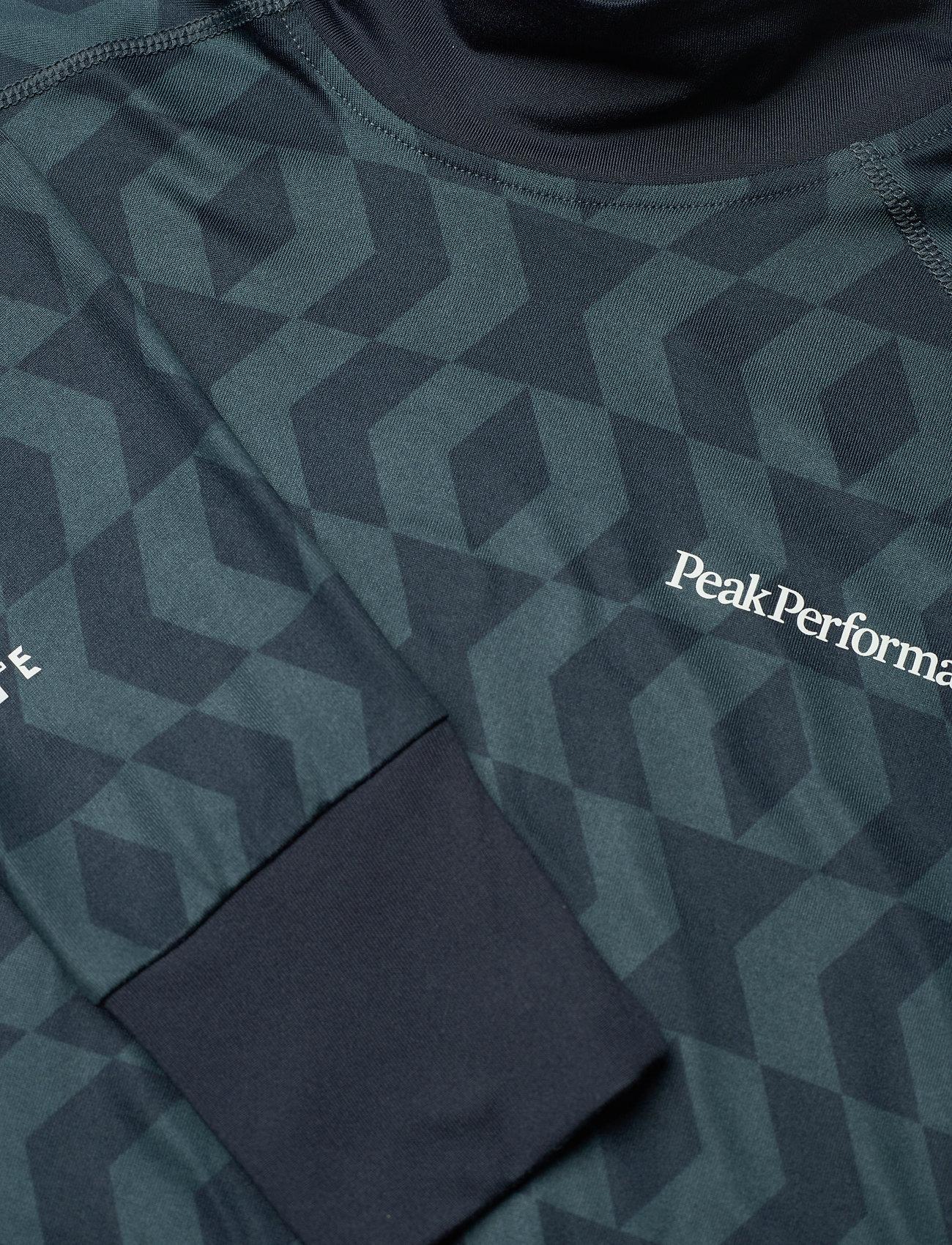 Junior Spirit Print Crew Pattern (Pattern) (40 €) - Peak Performance 67pkz
