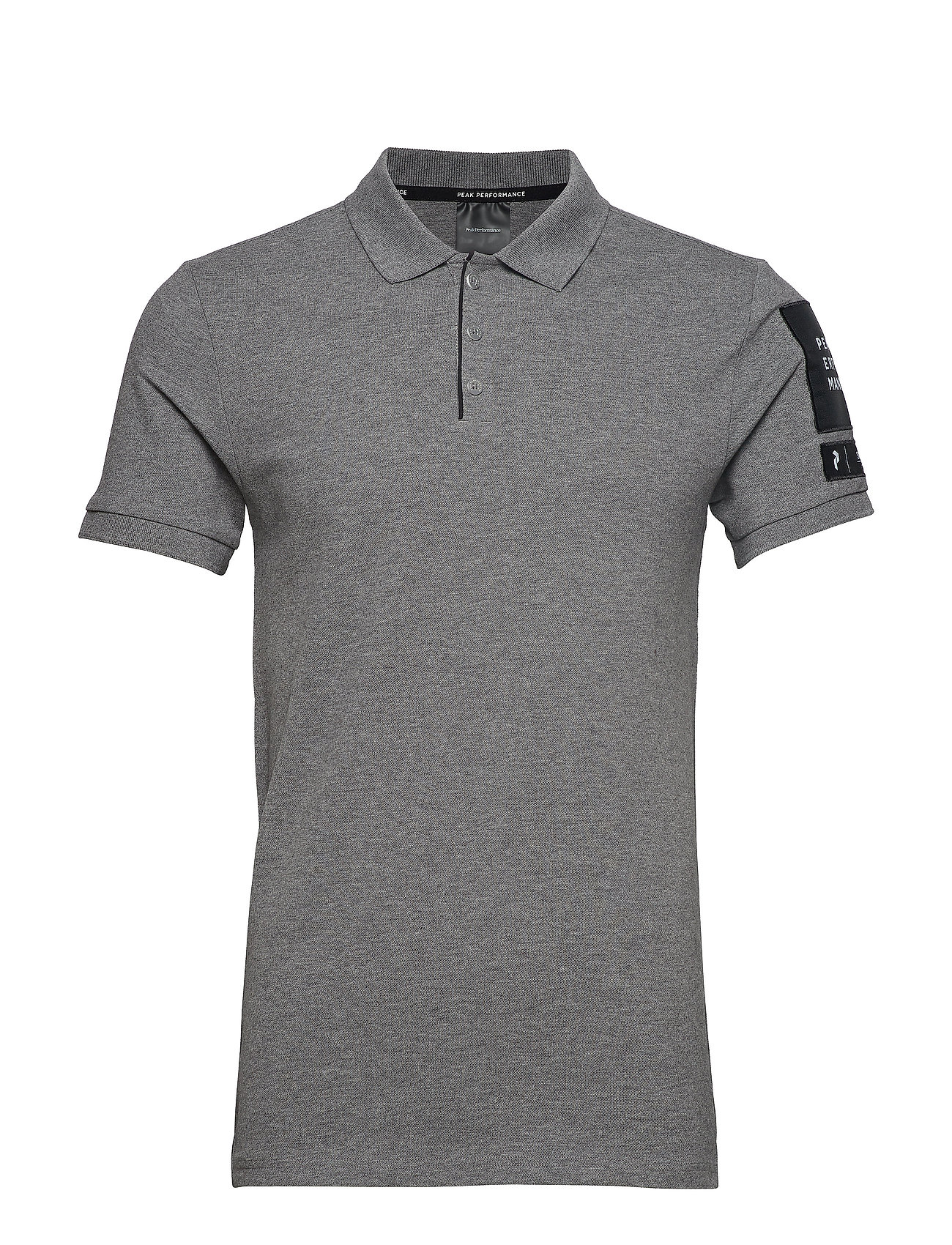 Peak Performance TECH. PIQ - GREY MELANGE