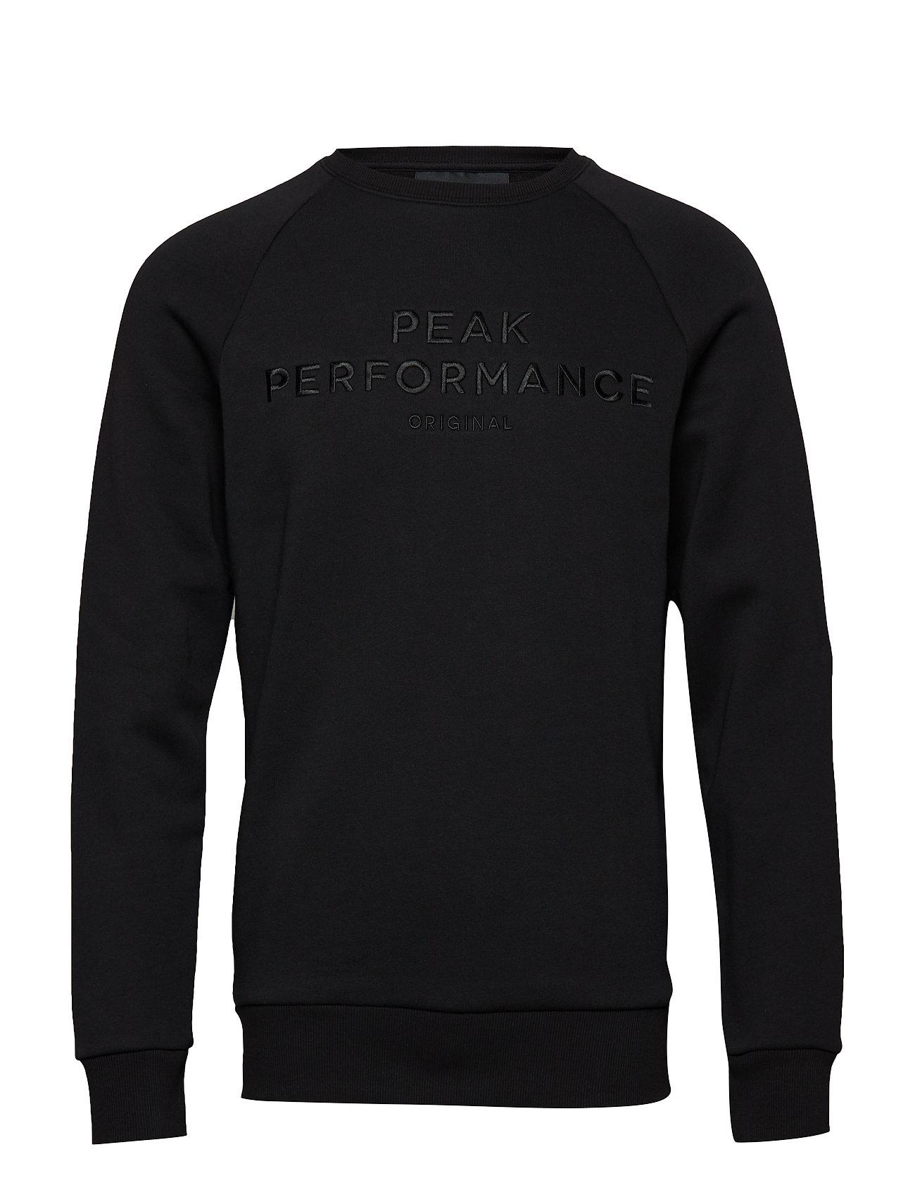 Peak Performance ORIGI CR - BLACK