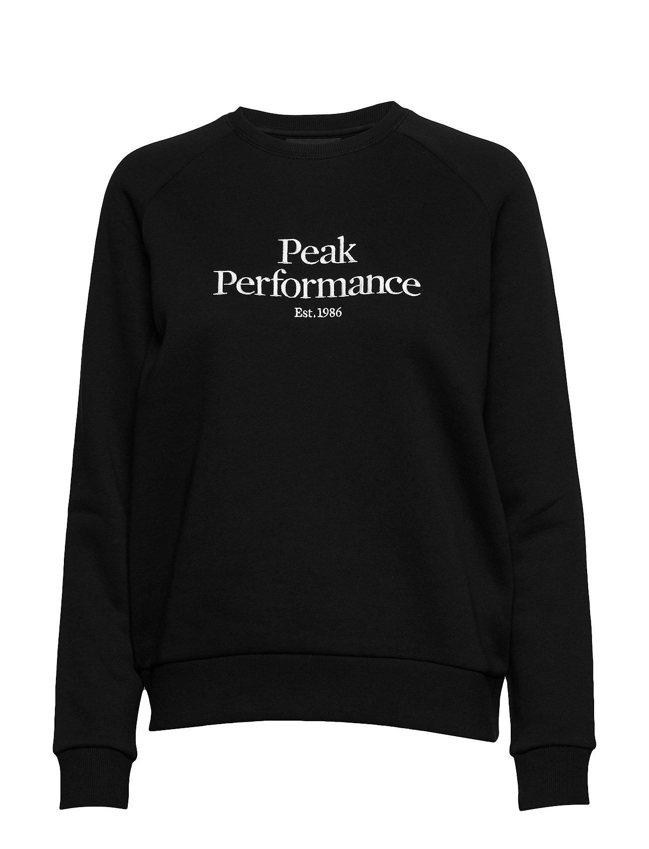 Peak Performance W ORIG C - BLACK