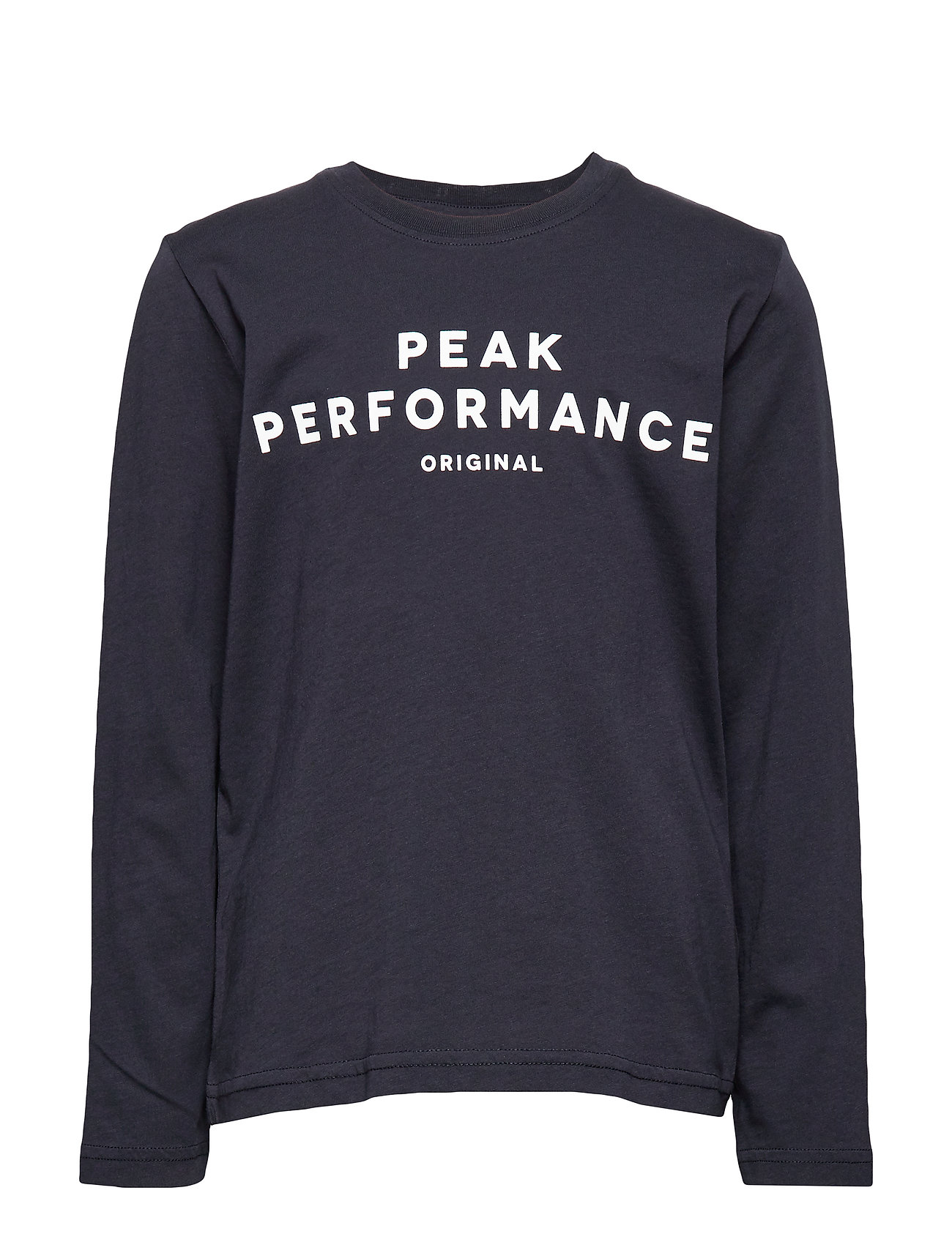 Peak Performance JR ORIG LS - SALUTE BLUE
