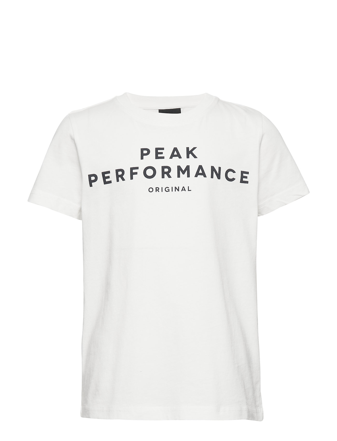 Peak Performance JR ORIG T - OFFWHITE