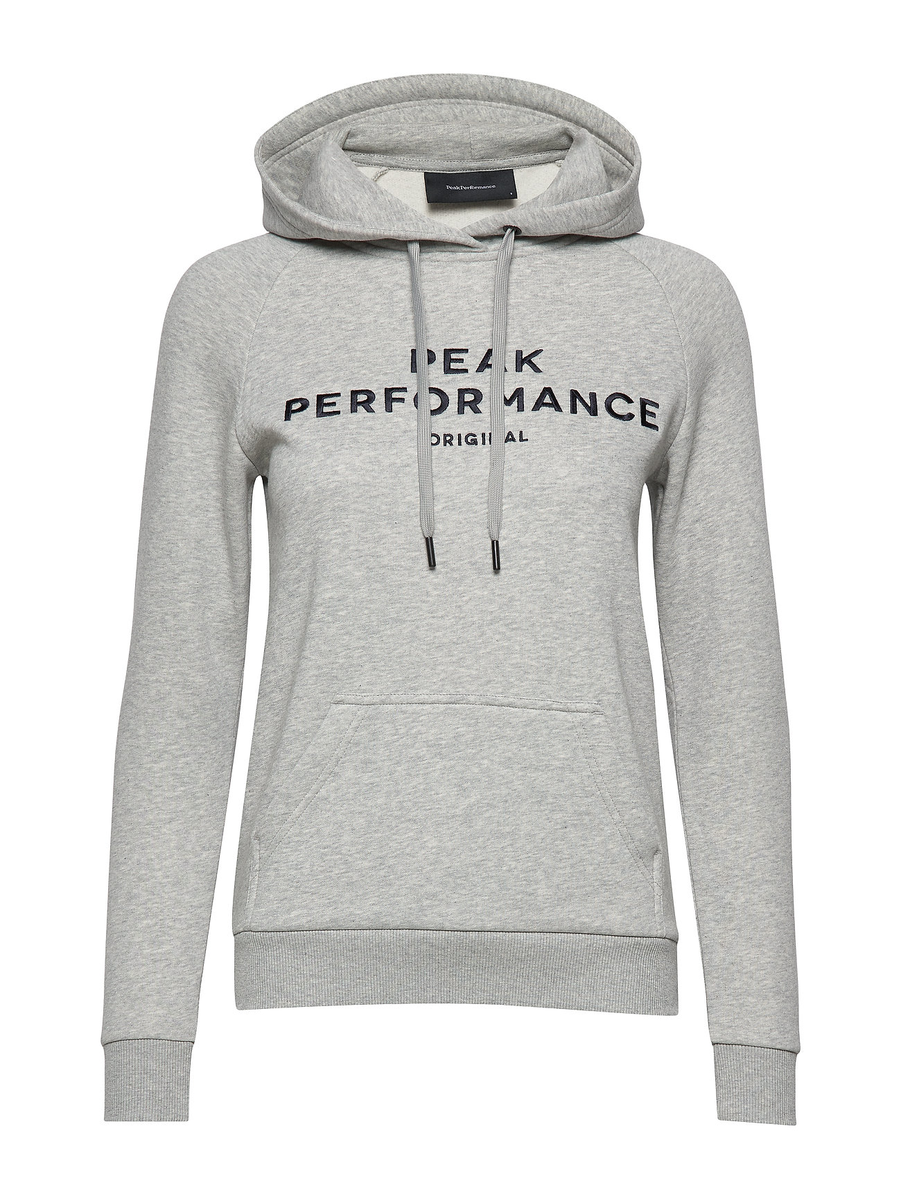 Peak Performance W ORIG H - MED GREY MEL