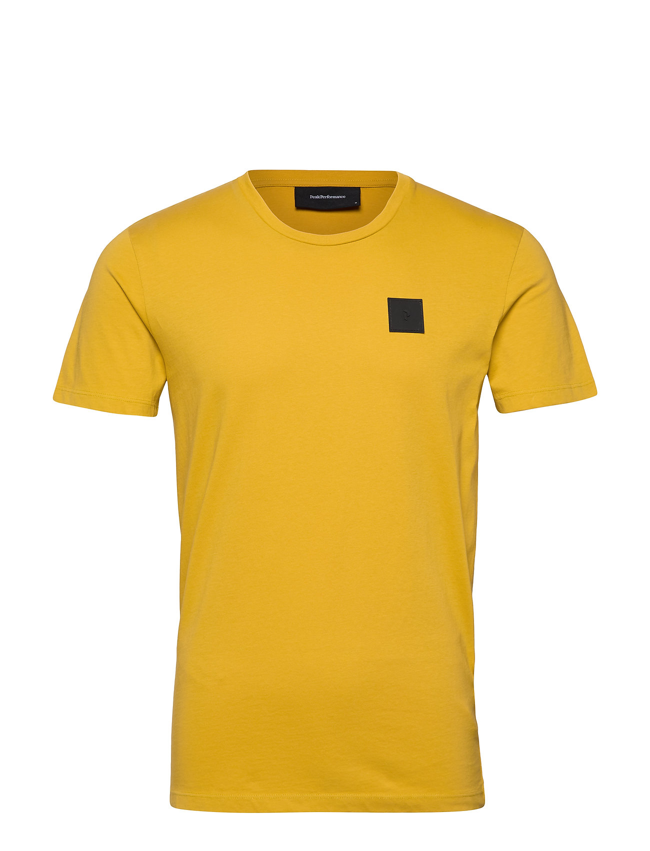 Peak Performance URBAN TEE - SMUDGE YELLOW