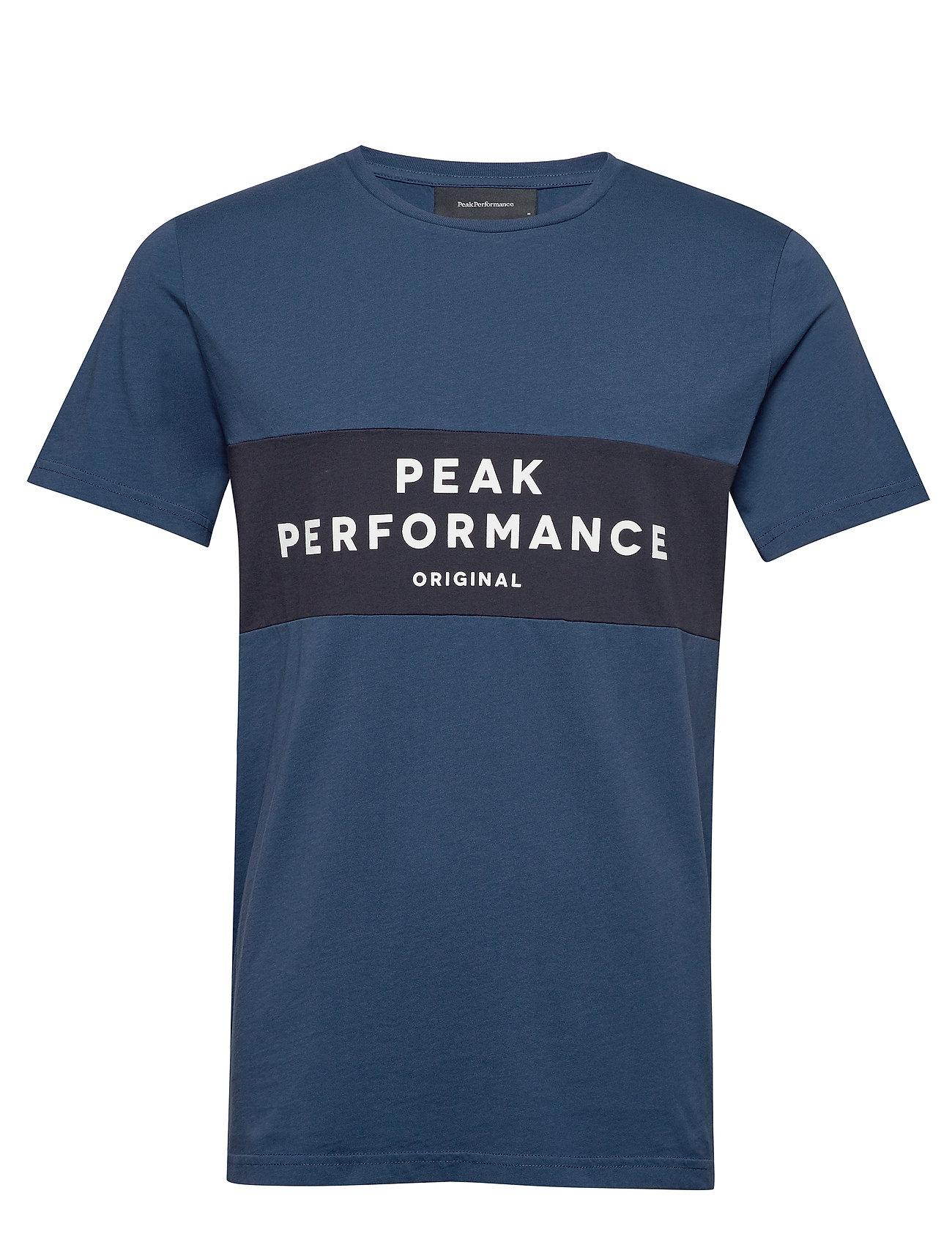 Peak Performance M ORIGSEAT - DECENT BLUE