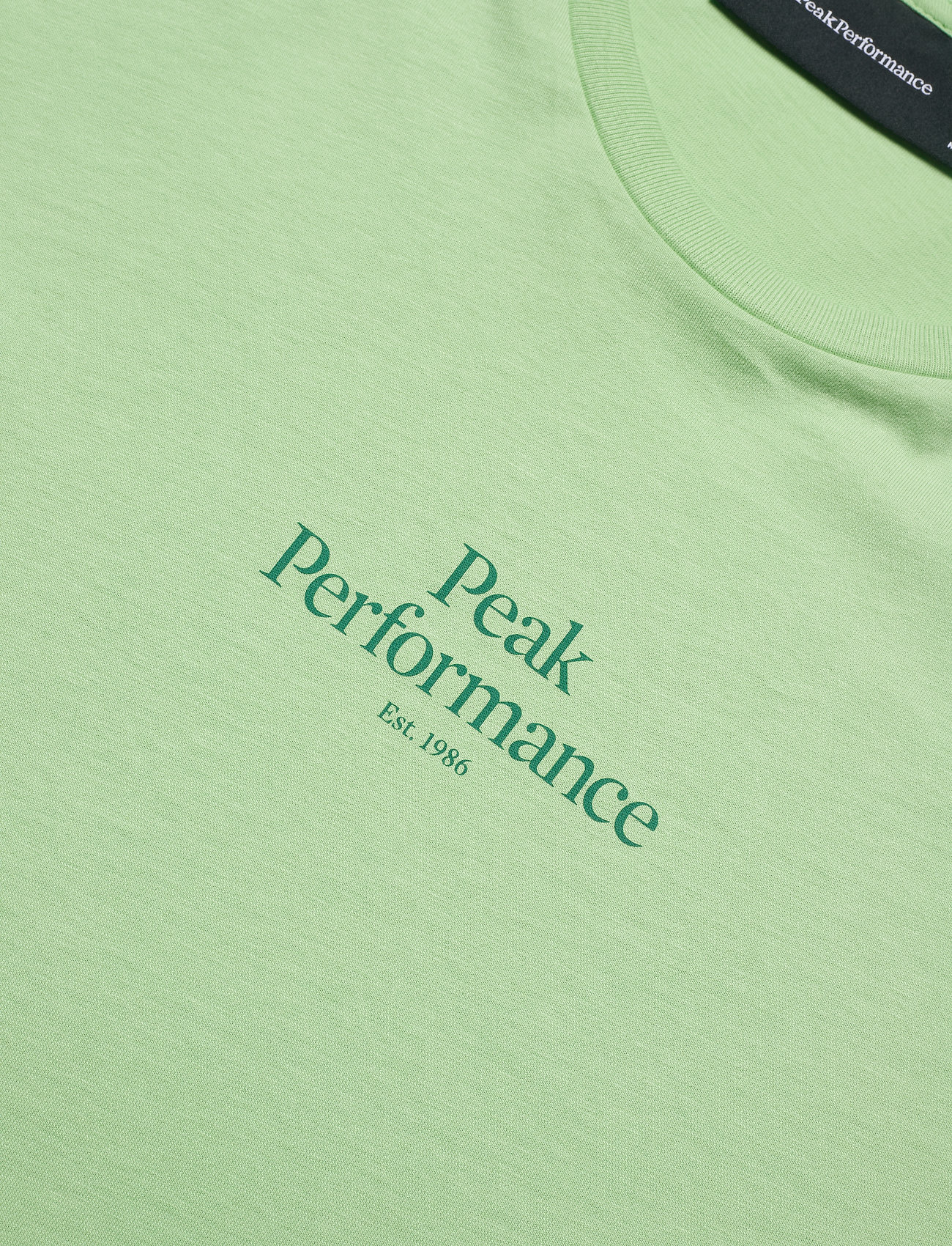 Peak Performance M Original Light Tee - T-skjorter PALE HORIZON - Menn Klær