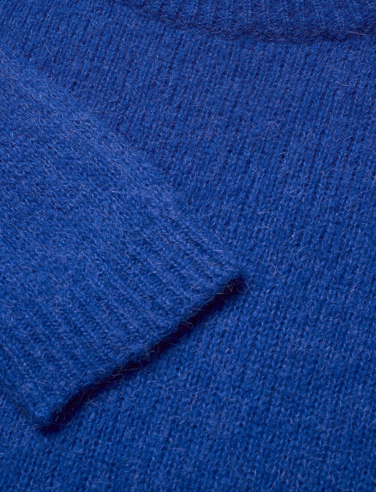Peak Performance W LAINE CR - Dzianina BLUE GLOW - Kobiety Odzież.