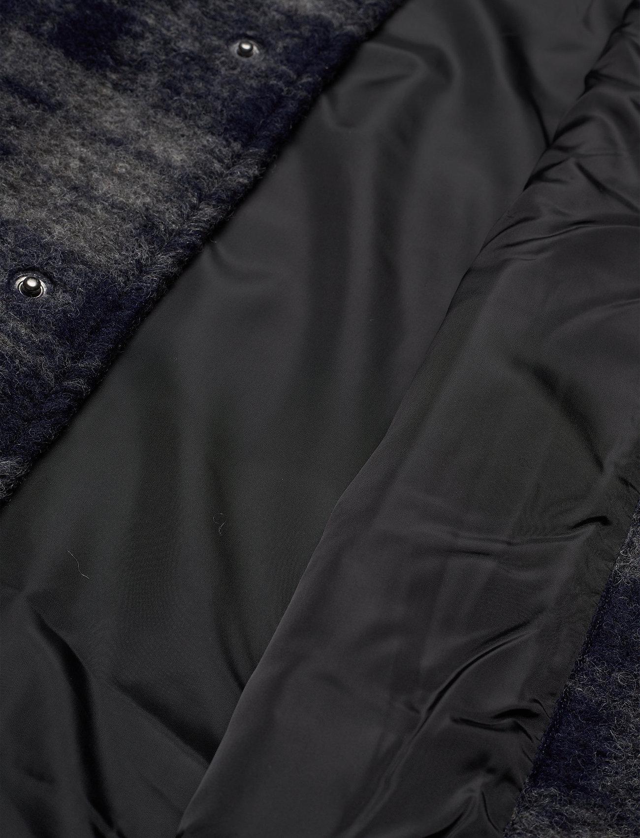 Peak Performance M Wool Shirt Print050 - Jakker og frakker PRINT208 - Menn Klær