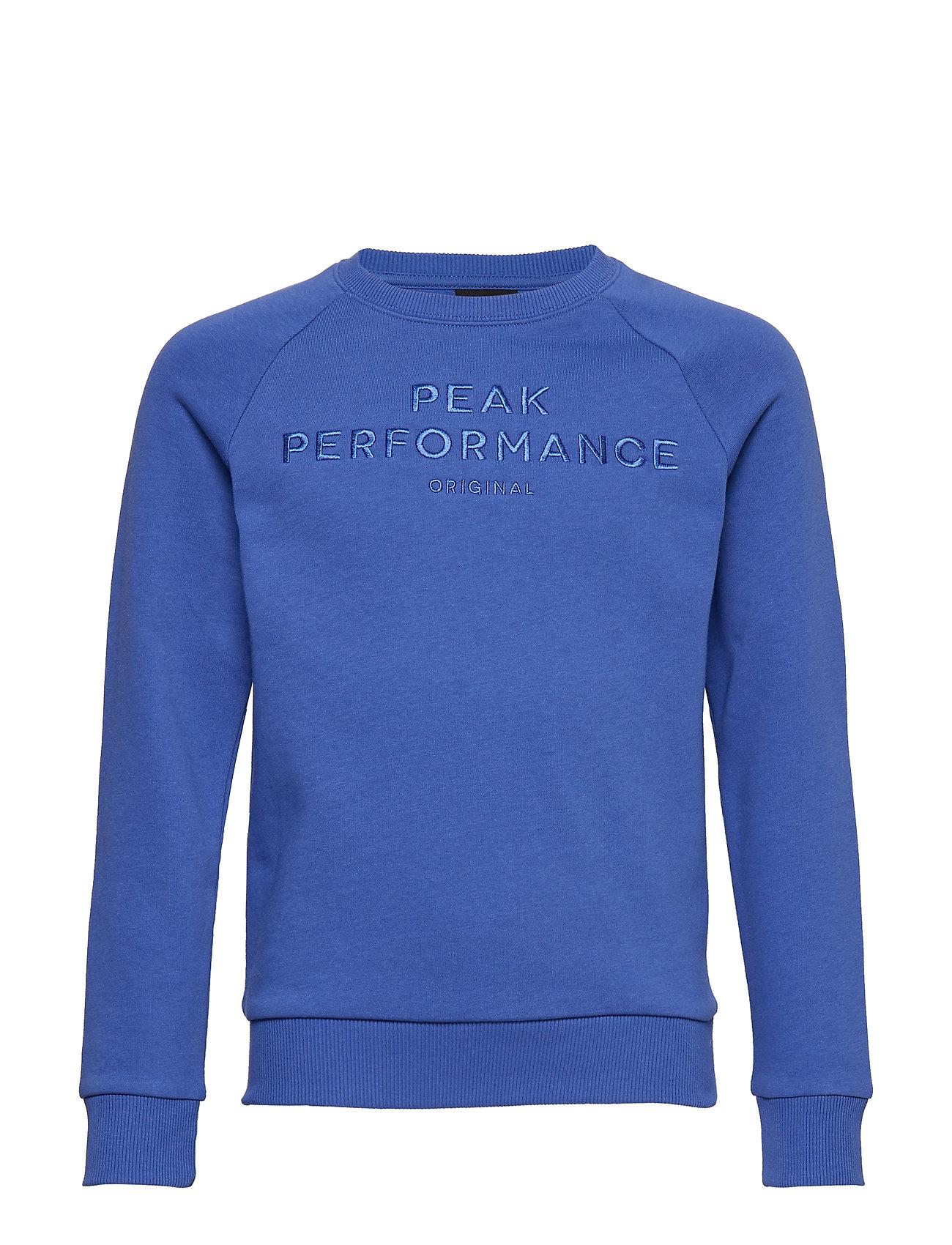 Peak Performance JR ORIGC - BAY BLUE