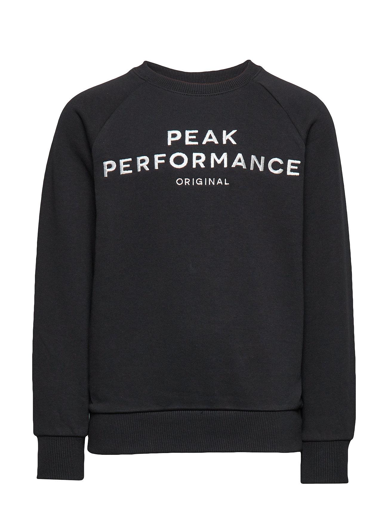 Peak Performance JR ORIGC - BLACK