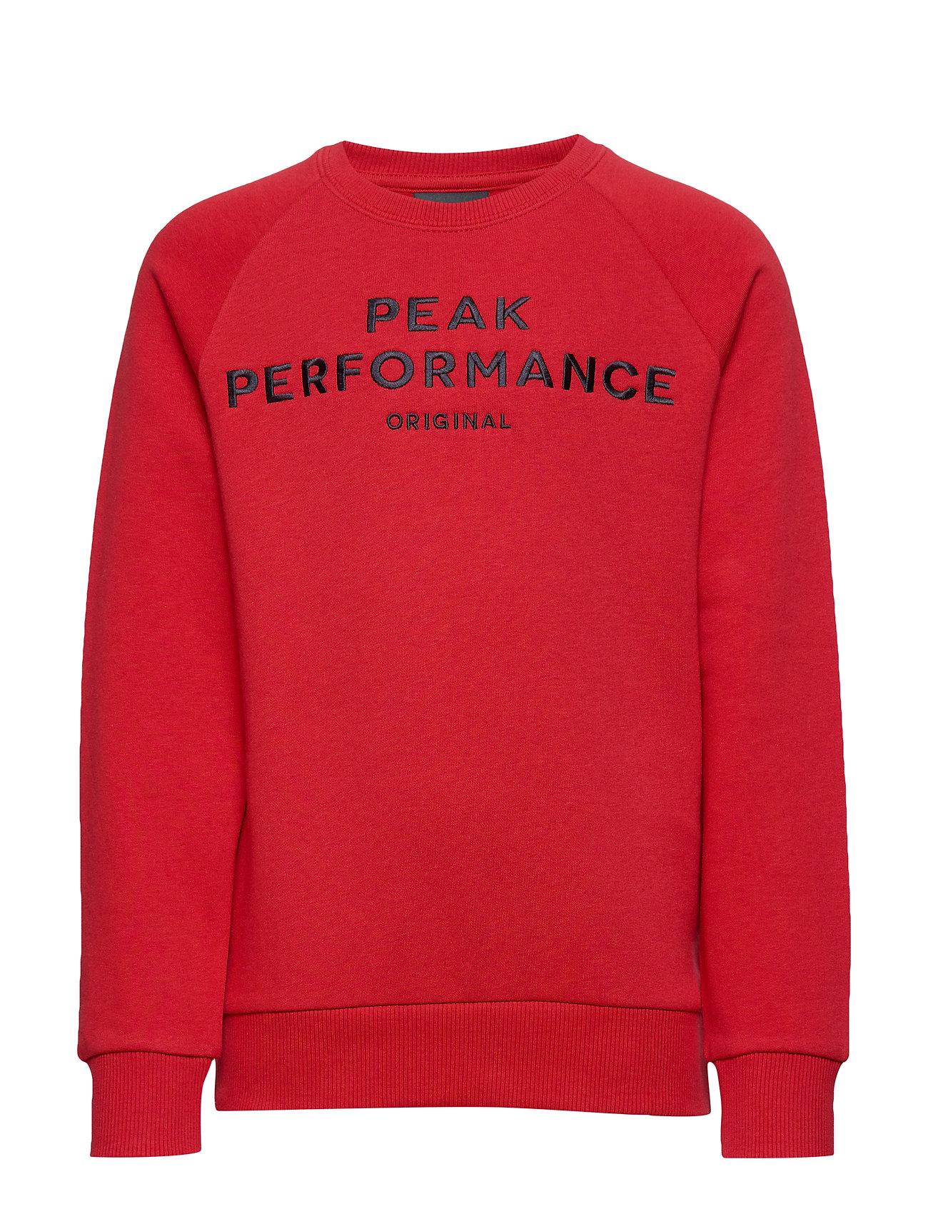 Peak Performance JR ORIGC - DARK CHILLI
